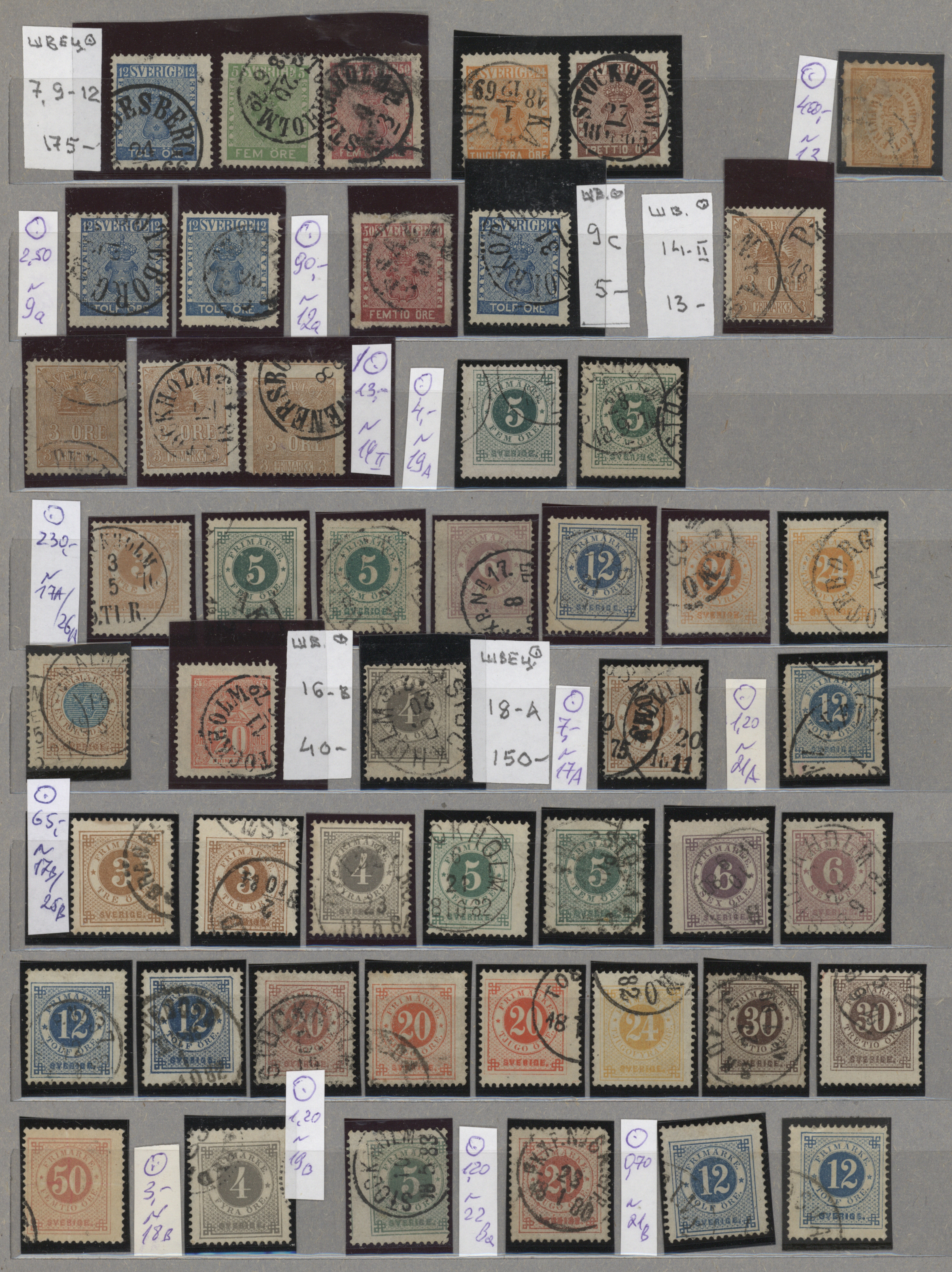 Lot 34792 - alle welt  -  Auktionshaus Christoph Gärtner GmbH & Co. KG Sale #44 Collections Germany