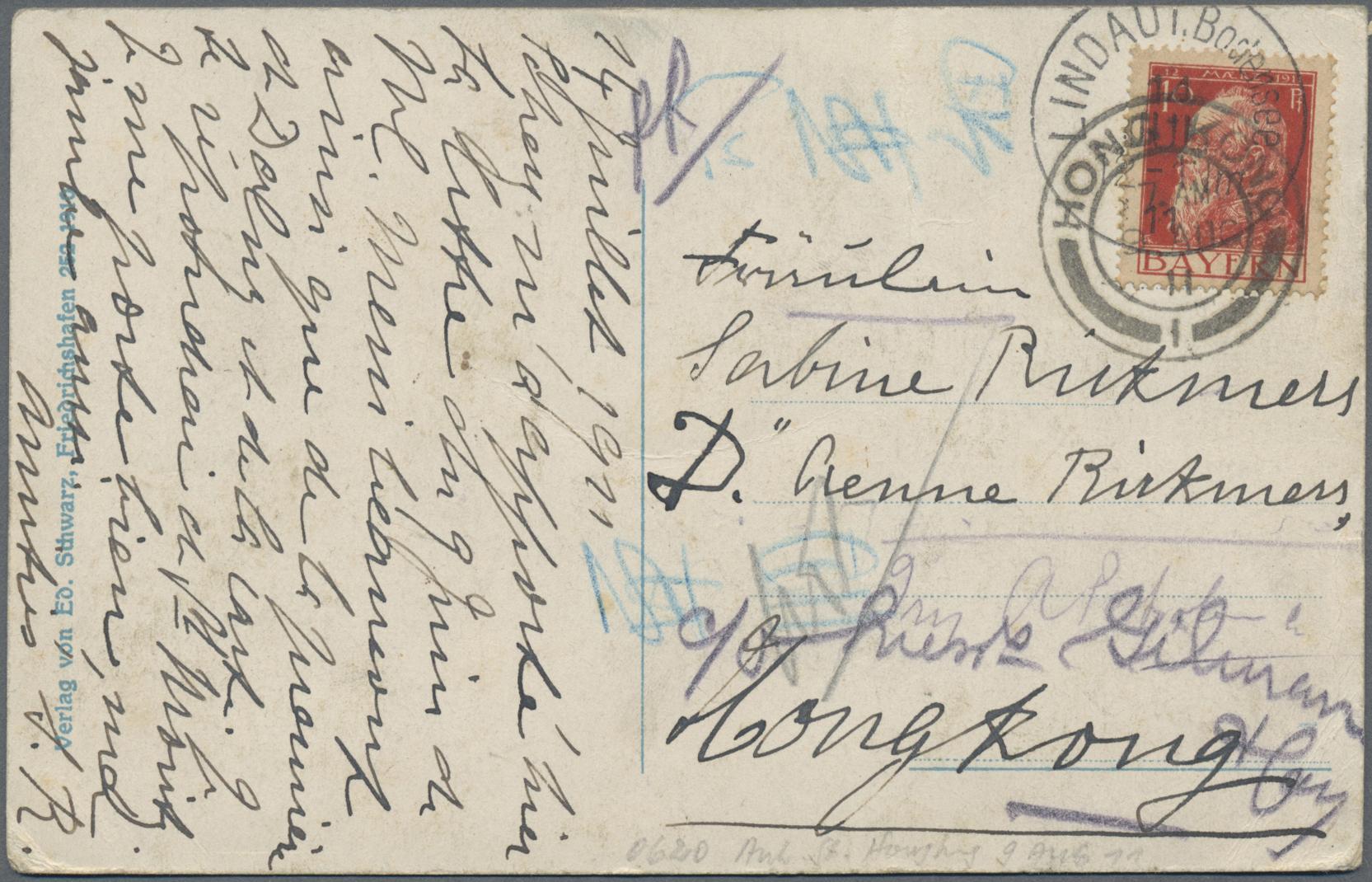 Lot 34657 - hongkong  -  Auktionshaus Christoph Gärtner GmbH & Co. KG Sale #44 Collections Germany