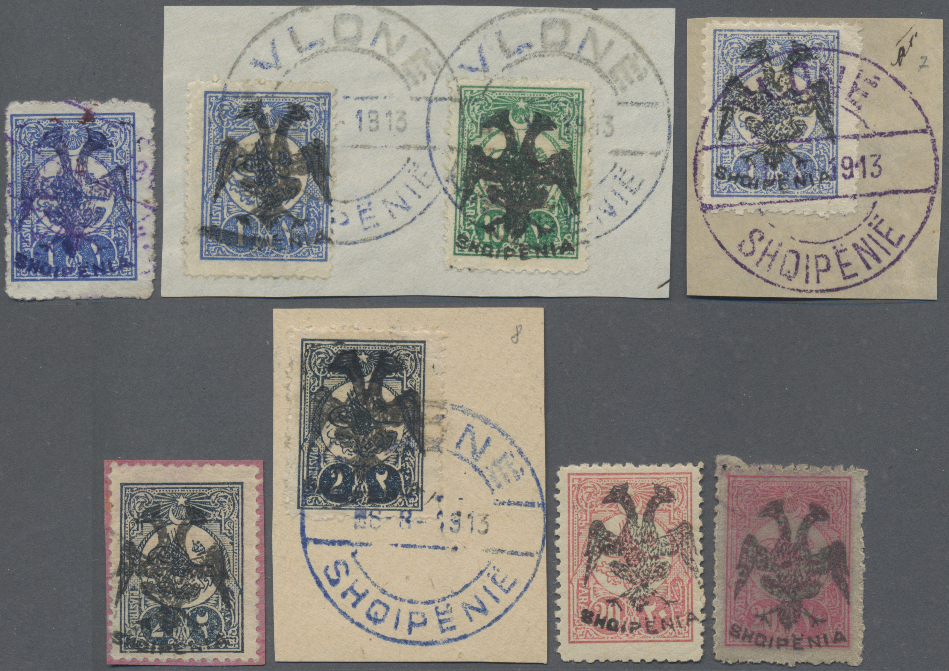 Lot 23611 - albanien  -  Auktionshaus Christoph Gärtner GmbH & Co. KG Sale #46 Collections Worldwide