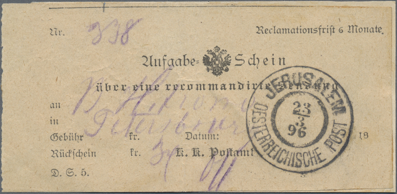 Lot 35091 - türkei  -  Auktionshaus Christoph Gärtner GmbH & Co. KG Sale #44 Collections Germany