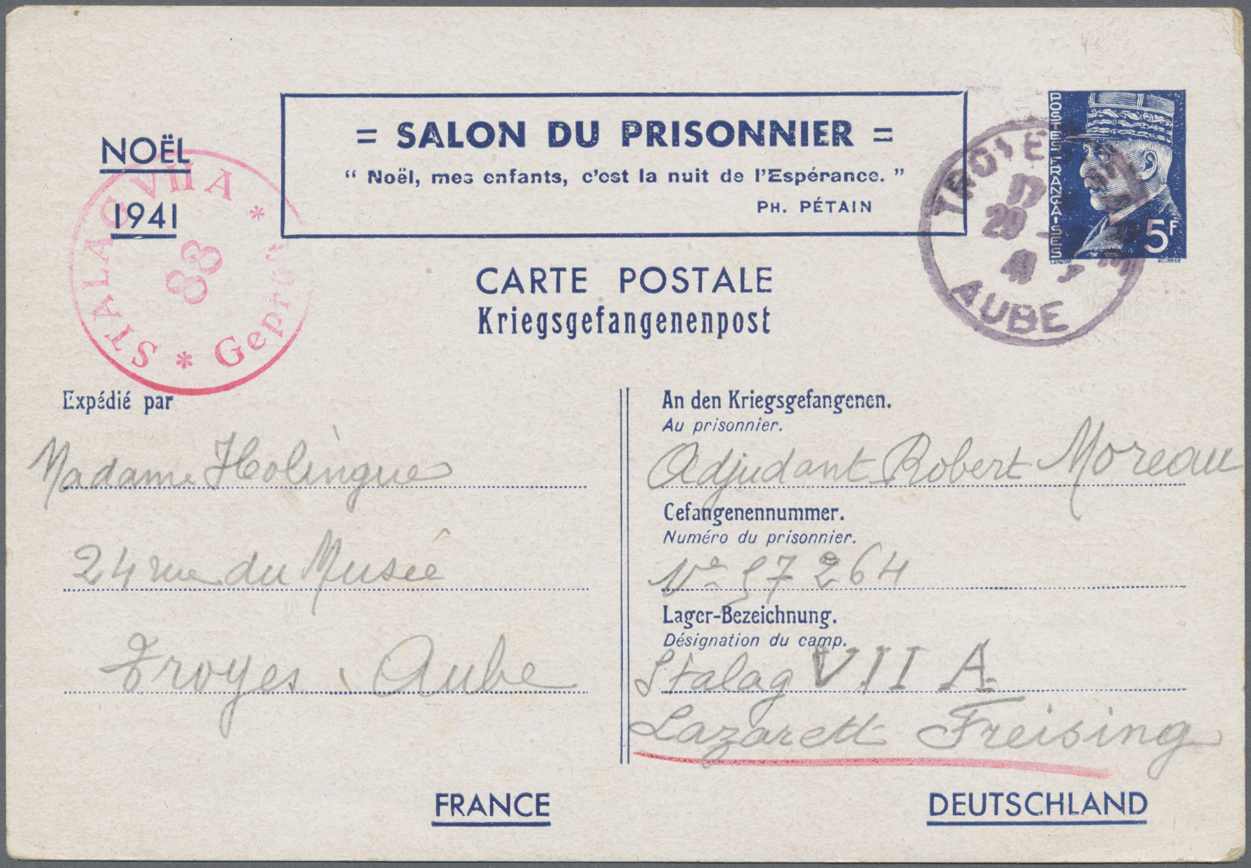 Lot 34913 - frankreich  -  Auktionshaus Christoph Gärtner GmbH & Co. KG Sale #44 Collections Germany