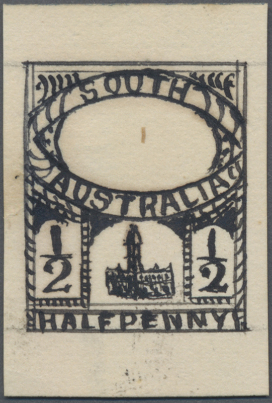 Lot 03140 - südaustralien  -  Auktionshaus Christoph Gärtner GmbH & Co. KG Sale #49 Special catalogue Australia, USA – Wells Fargo