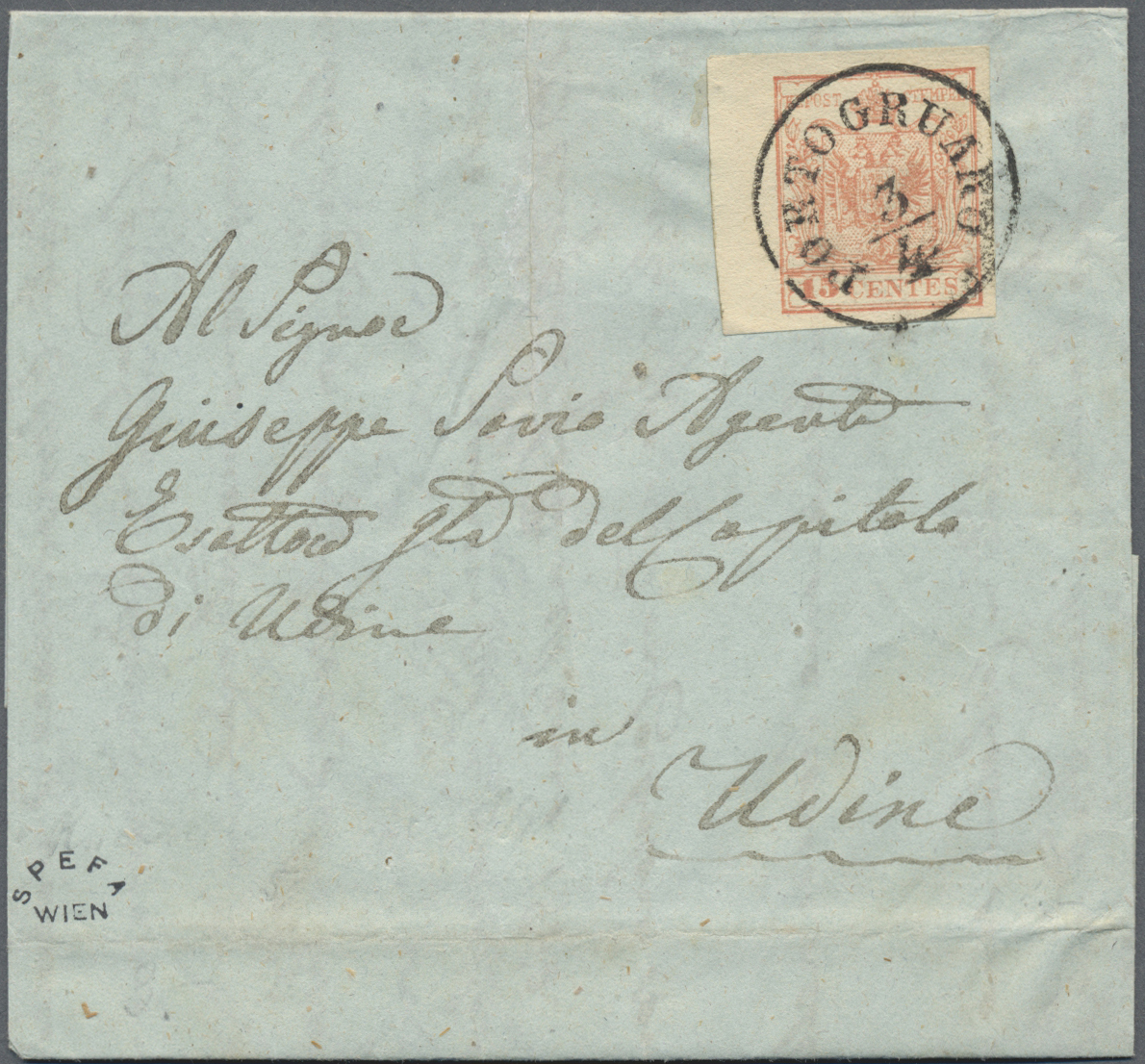 Lot 34935 - italien  -  Auktionshaus Christoph Gärtner GmbH & Co. KG Sale #44 Collections Germany
