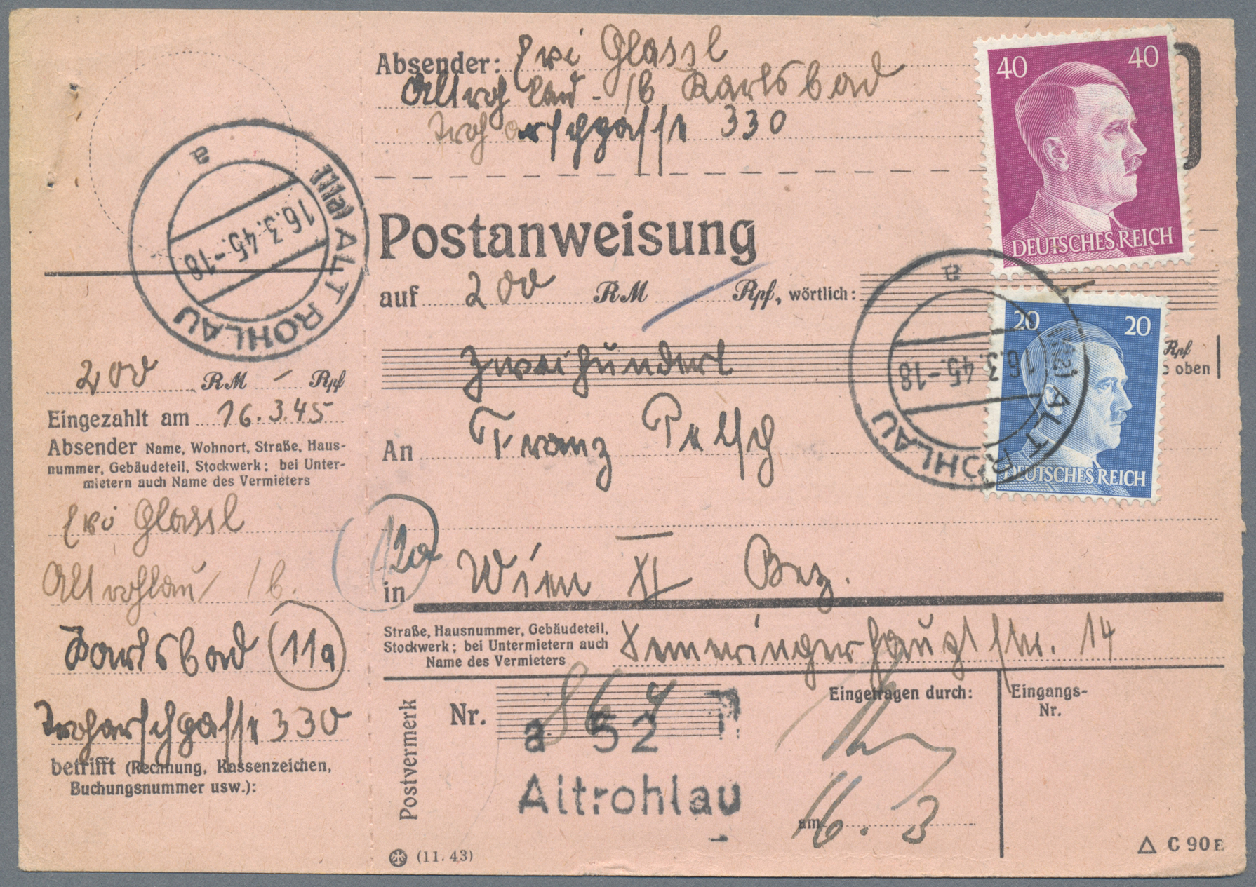Lot 14826 - sudetenland  -  Auktionshaus Christoph Gärtner GmbH & Co. KG 51th Auction - Day 5