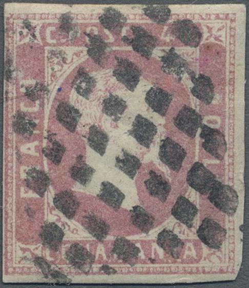 Lot 01367 - Italien - Altitalienische Staaten: Sardinien  -  Auktionshaus Christoph Gärtner GmbH & Co. KG Special auction