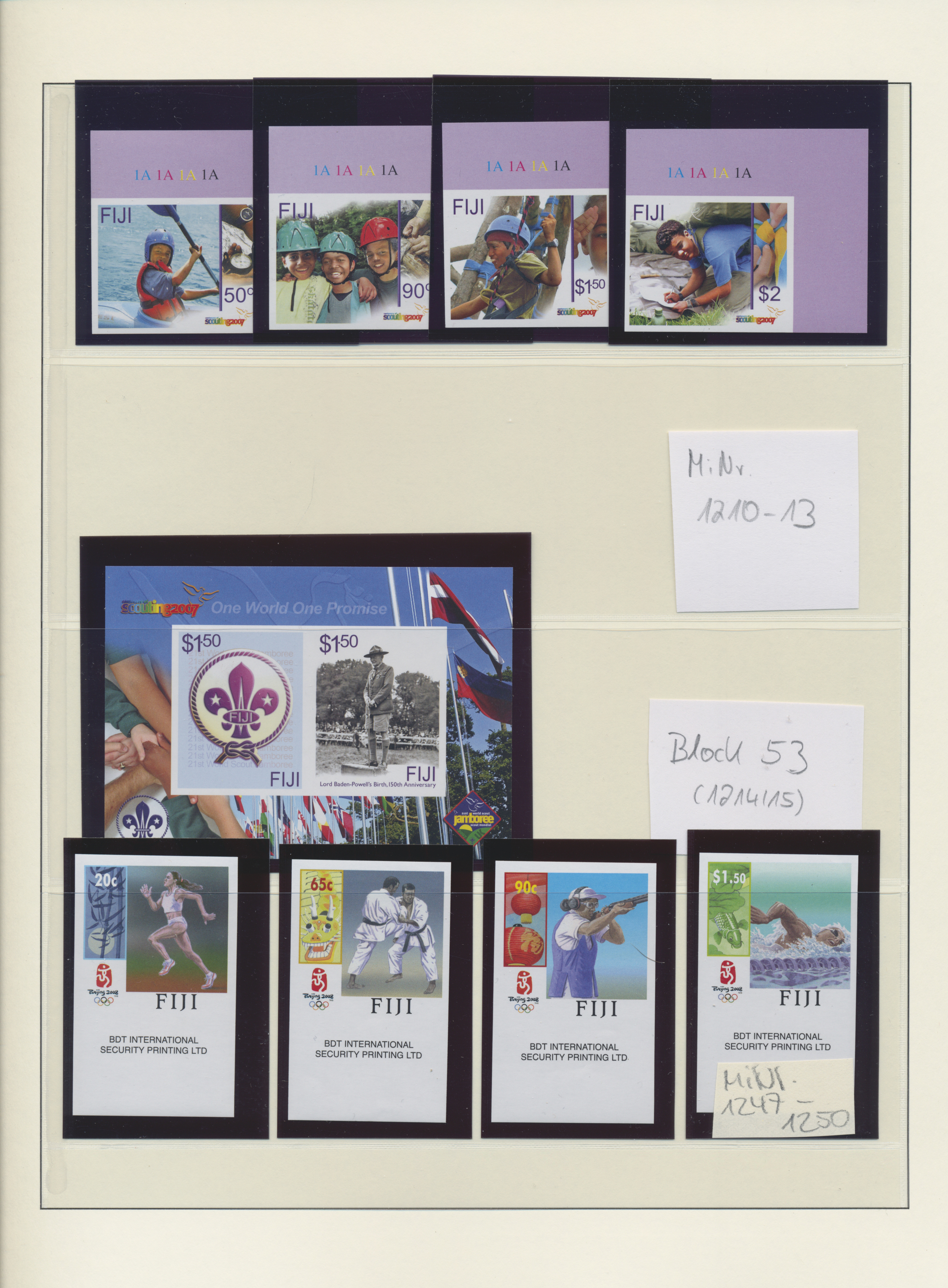 Lot 34625 - fiji-inseln  -  Auktionshaus Christoph Gärtner GmbH & Co. KG Sale #44 Collections Germany