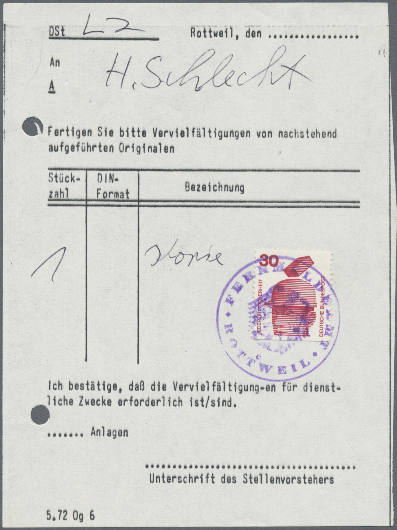 Lot 35291 - Bundesrepublik - Besonderheiten  -  Auktionshaus Christoph Gärtner GmbH & Co. KG Sale #44 Collections Germany