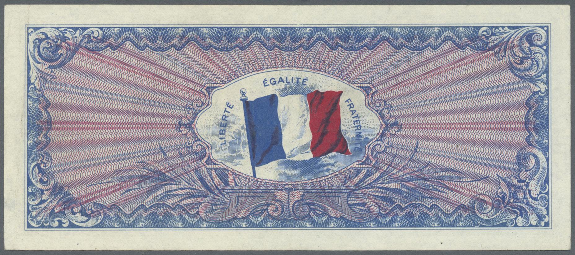 Lot 256 - France / Frankreich   Banknoten  -  Auktionshaus Christoph Gärtner GmbH & Co. KG Sale #49 Coins and Banknotes