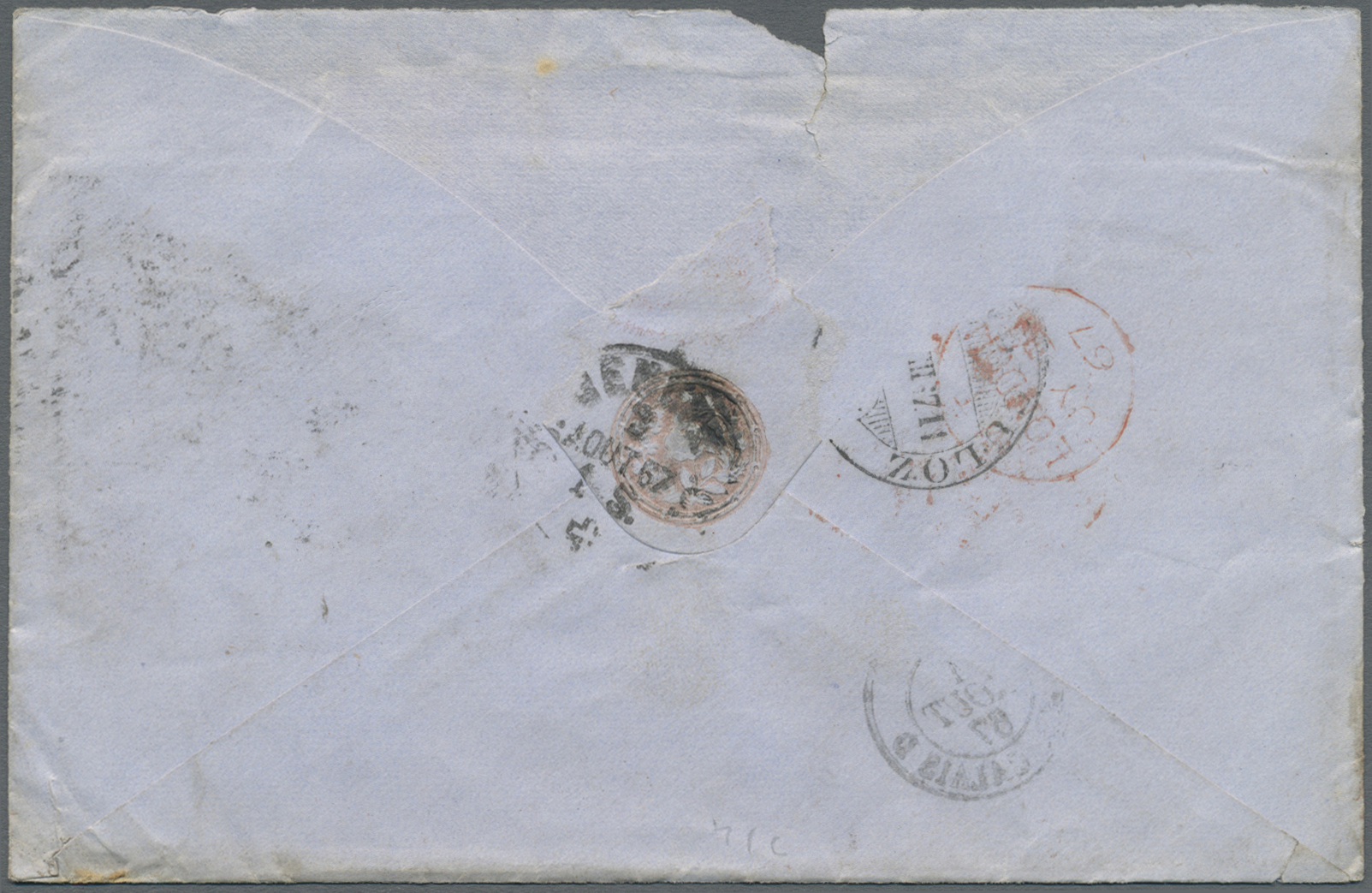 Lot 16839 - irland  -  Auktionshaus Christoph Gärtner GmbH & Co. KG Single lots Philately Overseas & Europe. Auction #39 Day 4