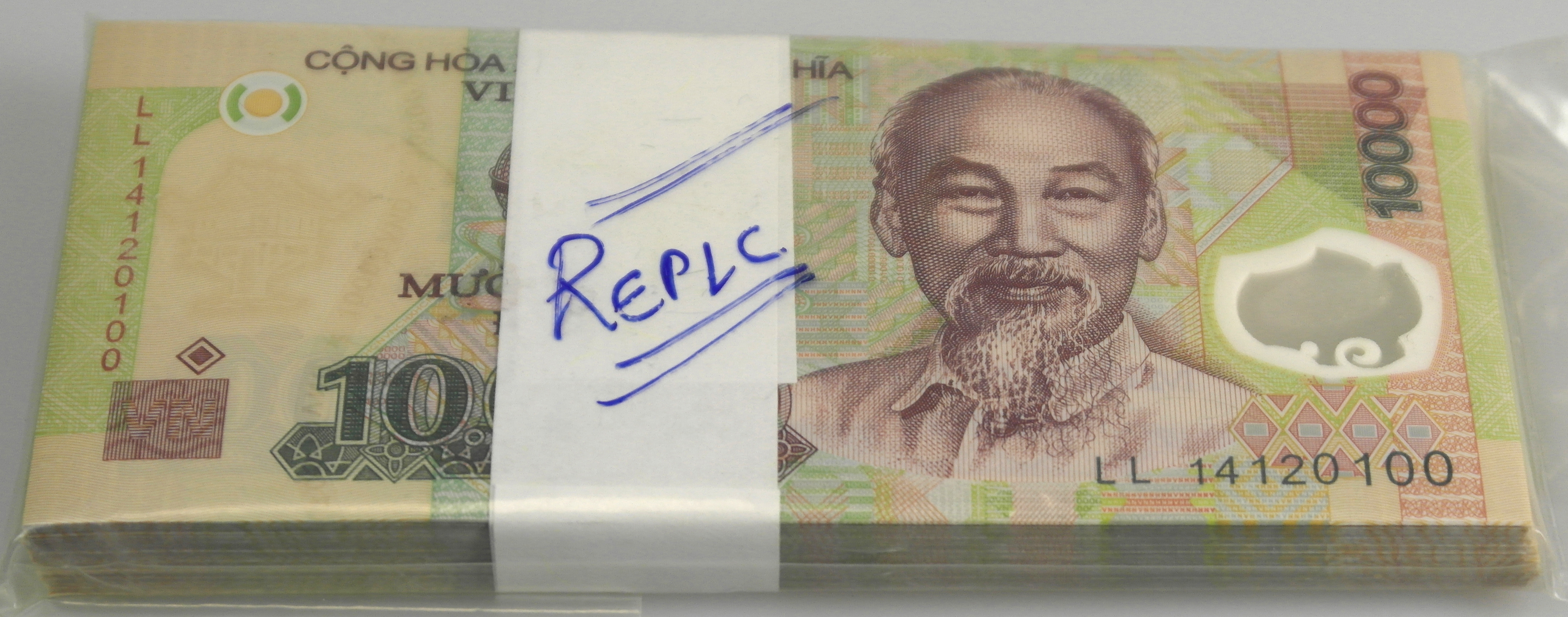 Lot 2683 - Vietnam   Banknoten  -  Auktionshaus Christoph Gärtner GmbH & Co. KG Banknotes & Coins Auction #39 Day 2