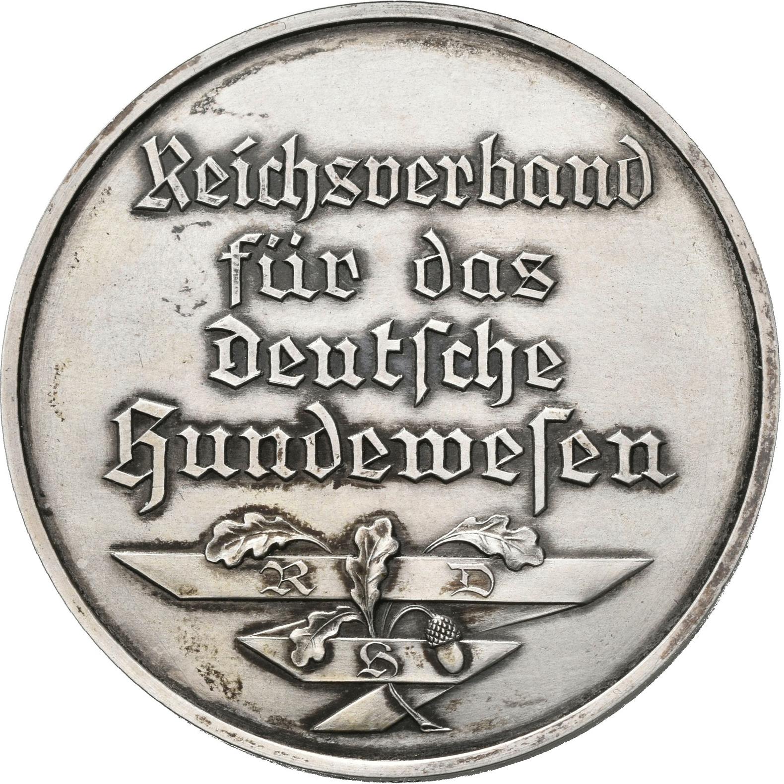 Lot 02387 - Medaillen Deutschland | Münzen  -  Auktionshaus Christoph Gärtner GmbH & Co. KG Sale #48 The Coins & The Picture Post Cards