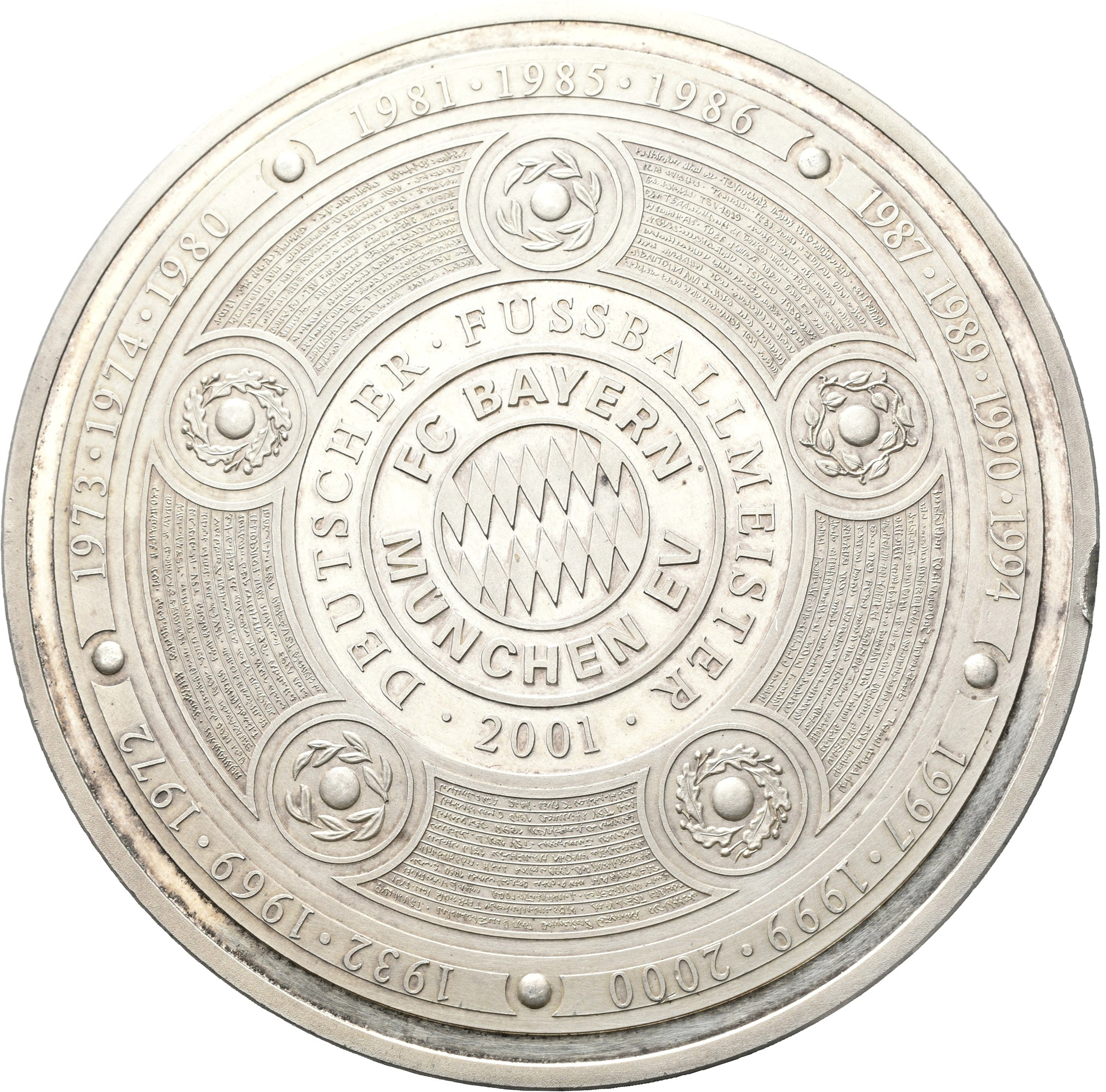 Lot 02389 - Medaillen Deutschland | Münzen  -  Auktionshaus Christoph Gärtner GmbH & Co. KG Sale #48 The Coins & The Picture Post Cards
