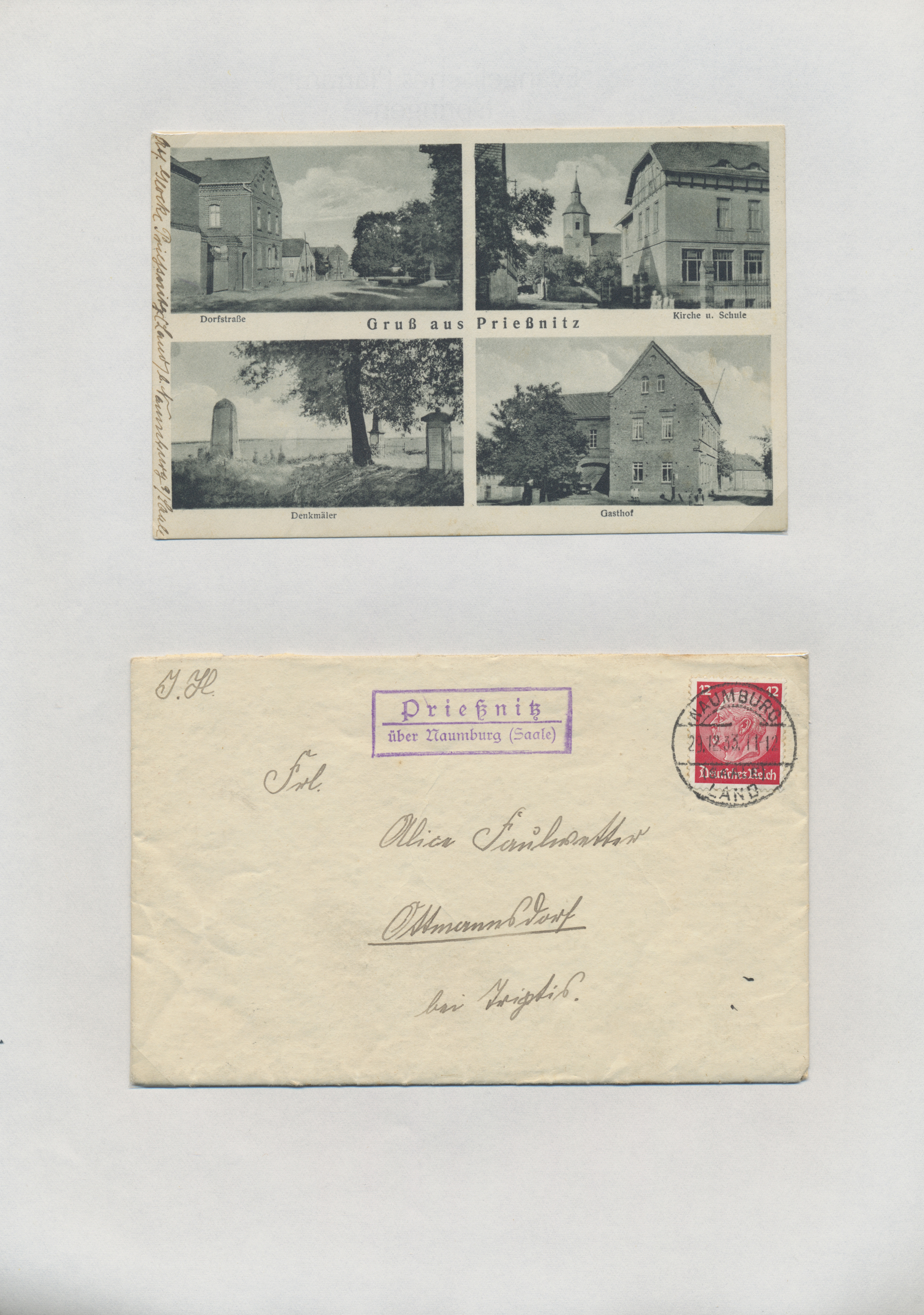 Lot 36850 - deutsches reich - stempel  -  Auktionshaus Christoph Gärtner GmbH & Co. KG Sale #44 Collections Germany