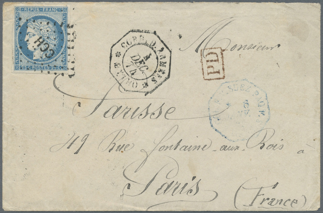 Lot 16329 - französische post in china  -  Auktionshaus Christoph Gärtner GmbH & Co. KG Single lots Philately Overseas & Europe. Auction #39 Day 4