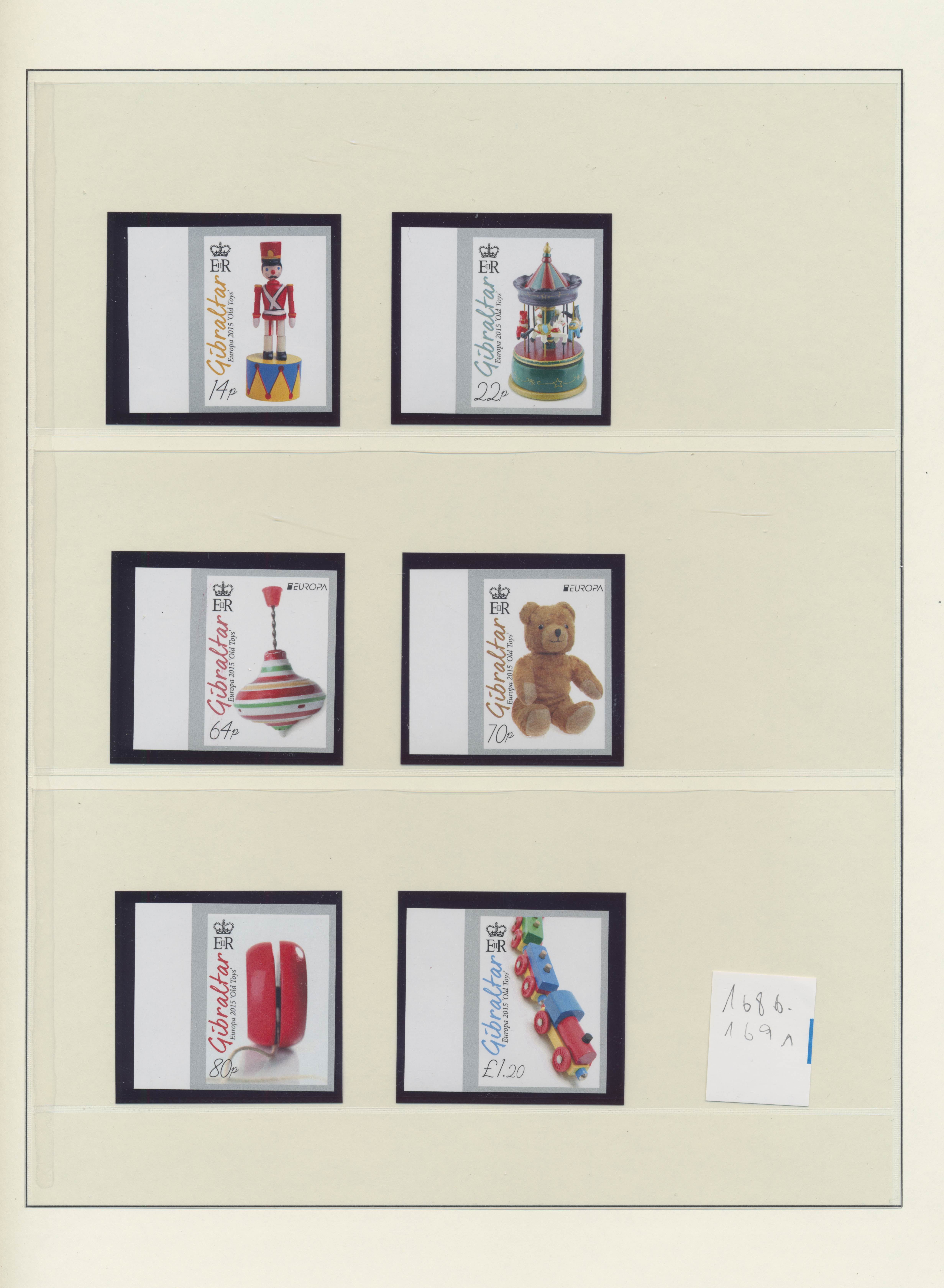 Lot 34918 - Gibraltar  -  Auktionshaus Christoph Gärtner GmbH & Co. KG Sale #44 Collections Germany
