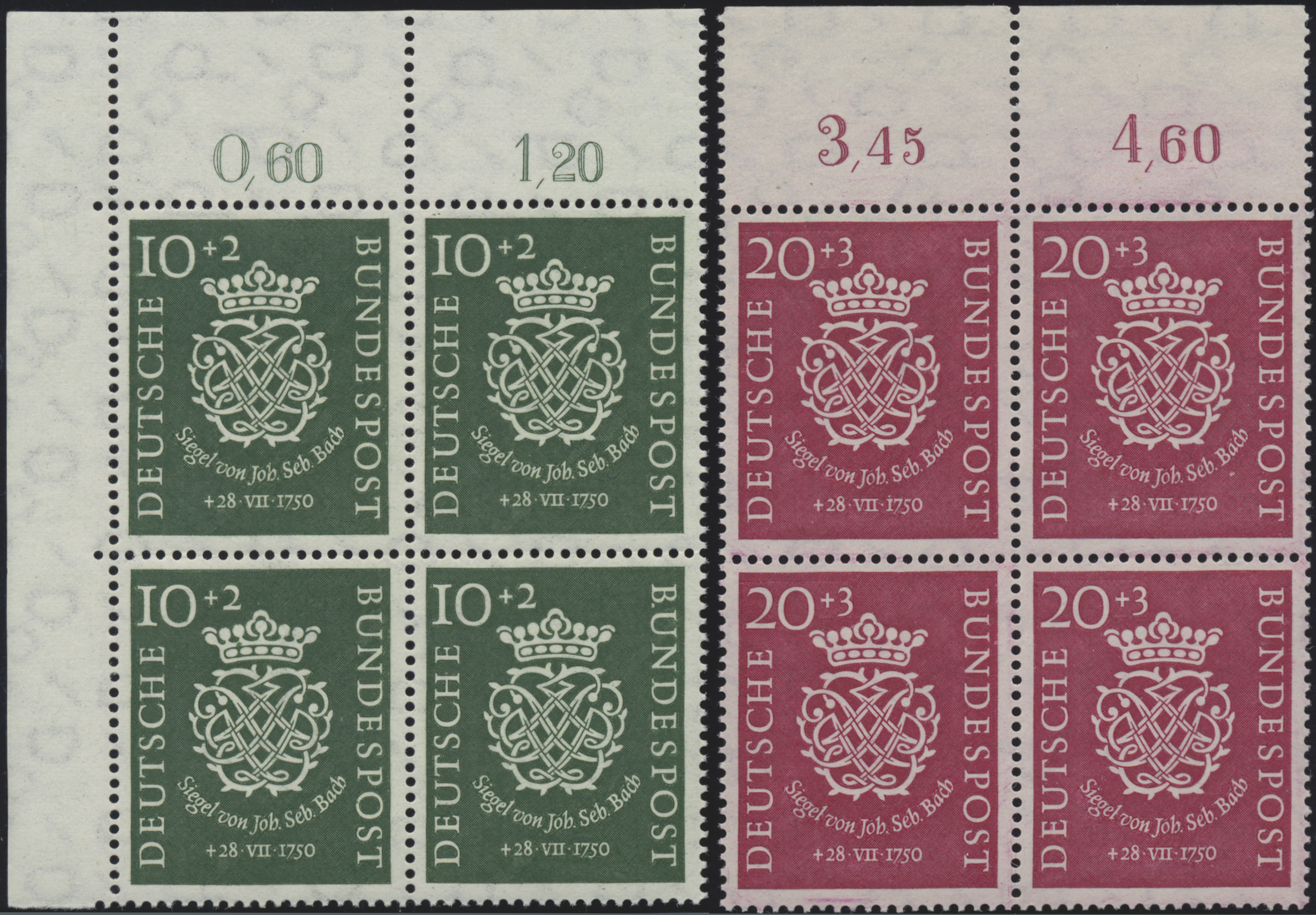 Lot 35283 - bundesrepublik deutschland  -  Auktionshaus Christoph Gärtner GmbH & Co. KG Sale #44 Collections Germany