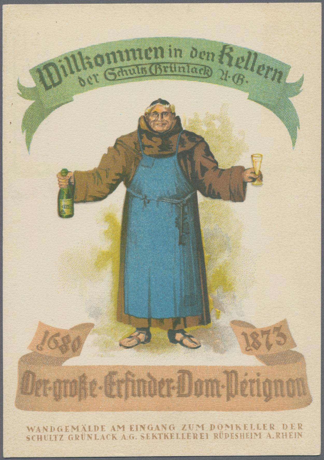 Lot 04547 - Ansichtskarten: Hessen  -  Auktionshaus Christoph Gärtner GmbH & Co. KG Sale #48 The Coins & The Picture Post Cards