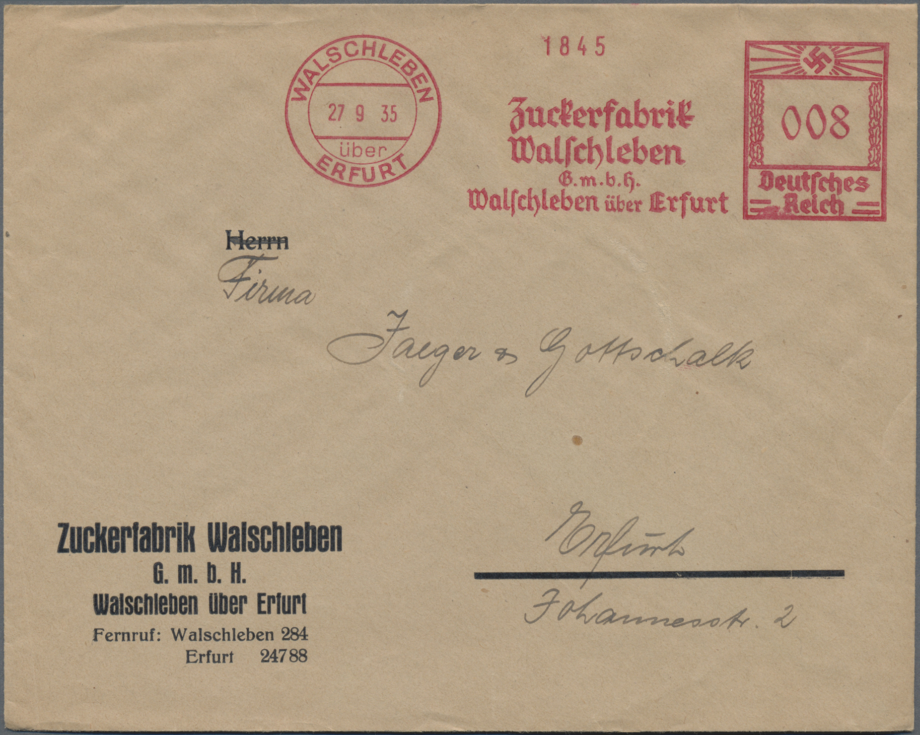 Lot 34852 - Thematik: Nahrung-Zucker / food-sugar  -  Auktionshaus Christoph Gärtner GmbH & Co. KG Sale #44 Collections Germany