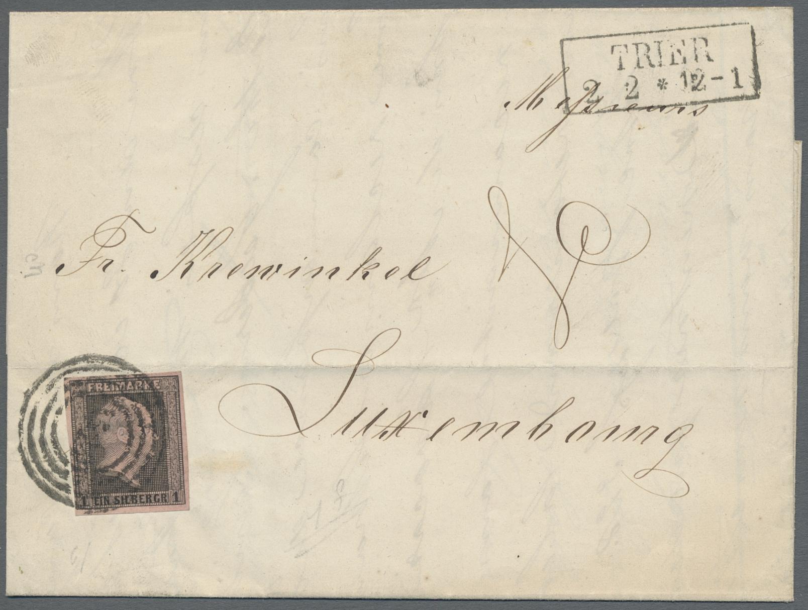 Lot 23015 - Deutsche Abstimmungsgebiete: Saargebiet  -  Auktionshaus Christoph Gärtner GmbH & Co. KG Sale #44 Germany, Picture Post cards