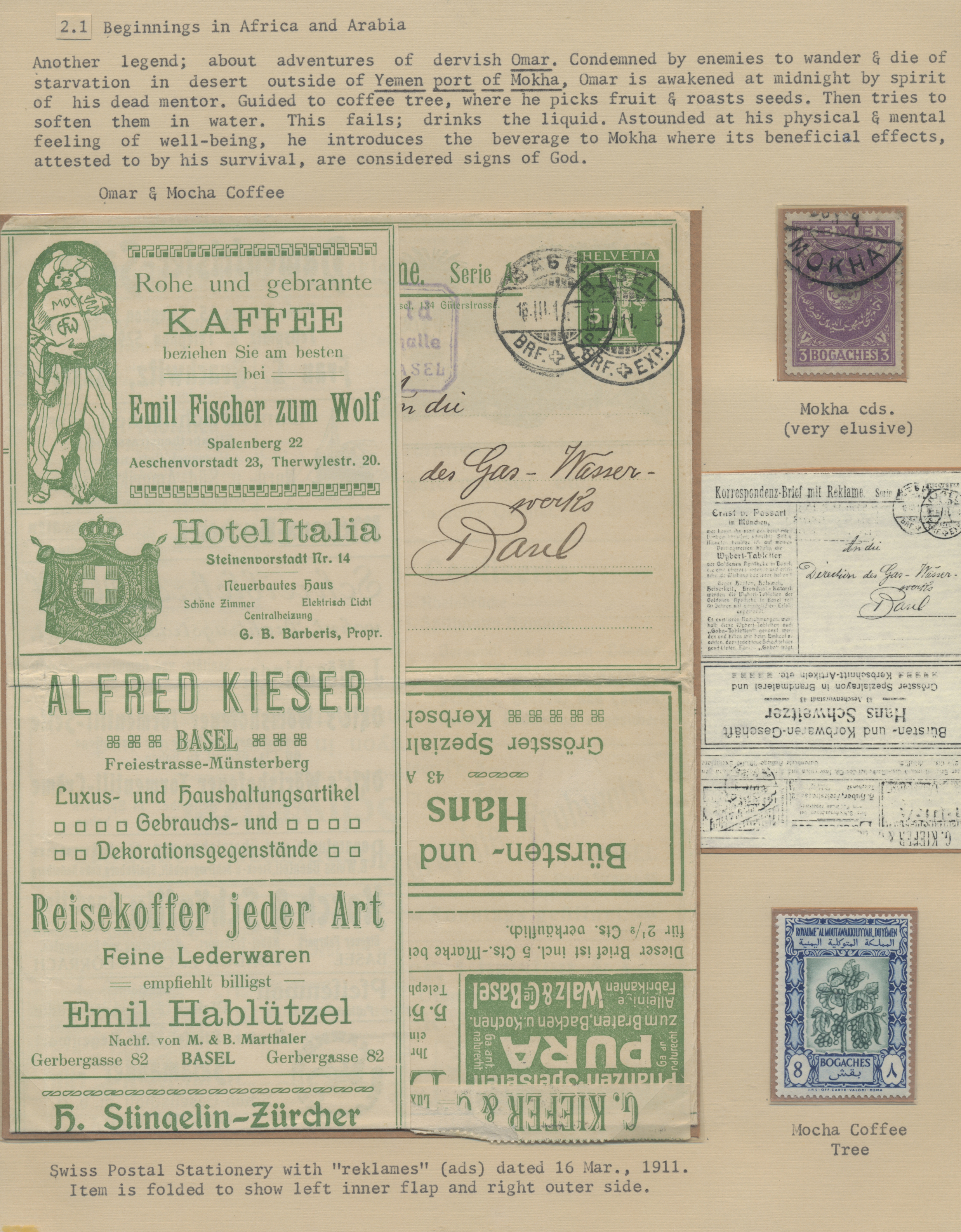 Lot 34844 - Thematik: Nahrung-Kaffee / food-coffee  -  Auktionshaus Christoph Gärtner GmbH & Co. KG Sale #44 Collections Germany