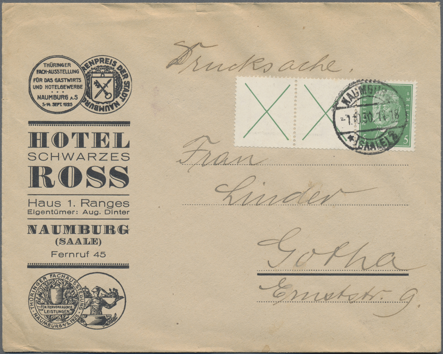Lot 36004 - deutschland  -  Auktionshaus Christoph Gärtner GmbH & Co. KG Sale #44 Collections Germany