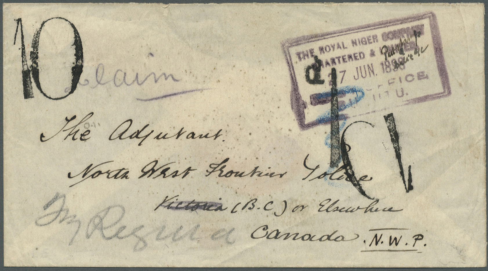 Lot 14191 - niger  -  Auktionshaus Christoph Gärtner GmbH & Co. KG Single lots Philately Overseas & Europe. Auction #39 Day 4
