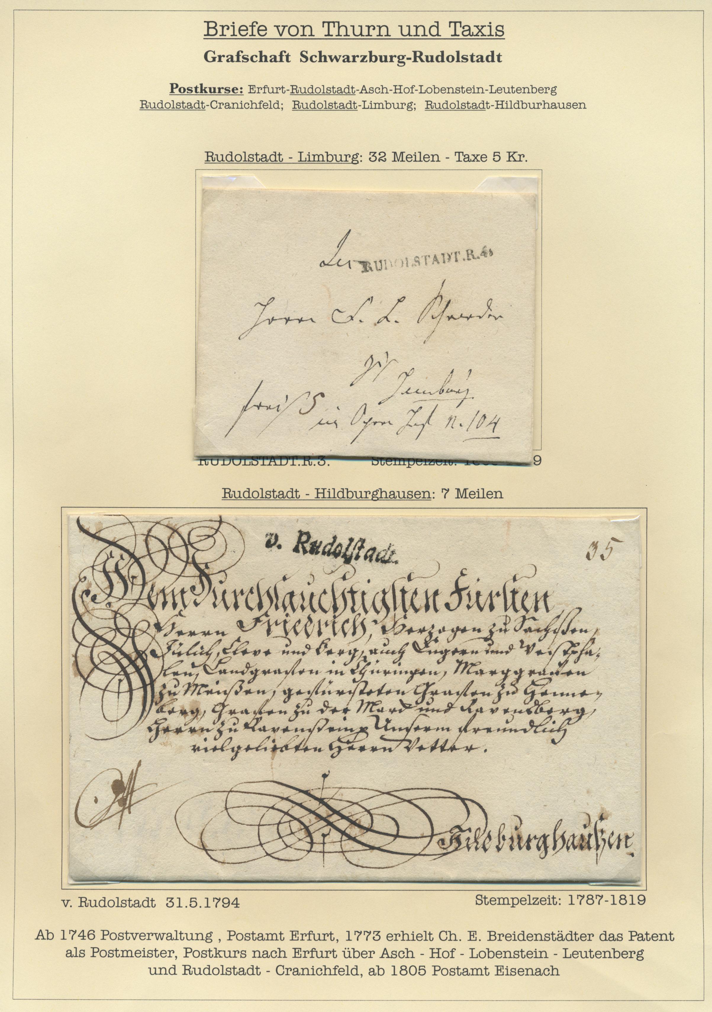 versendungsformen der deutschen post