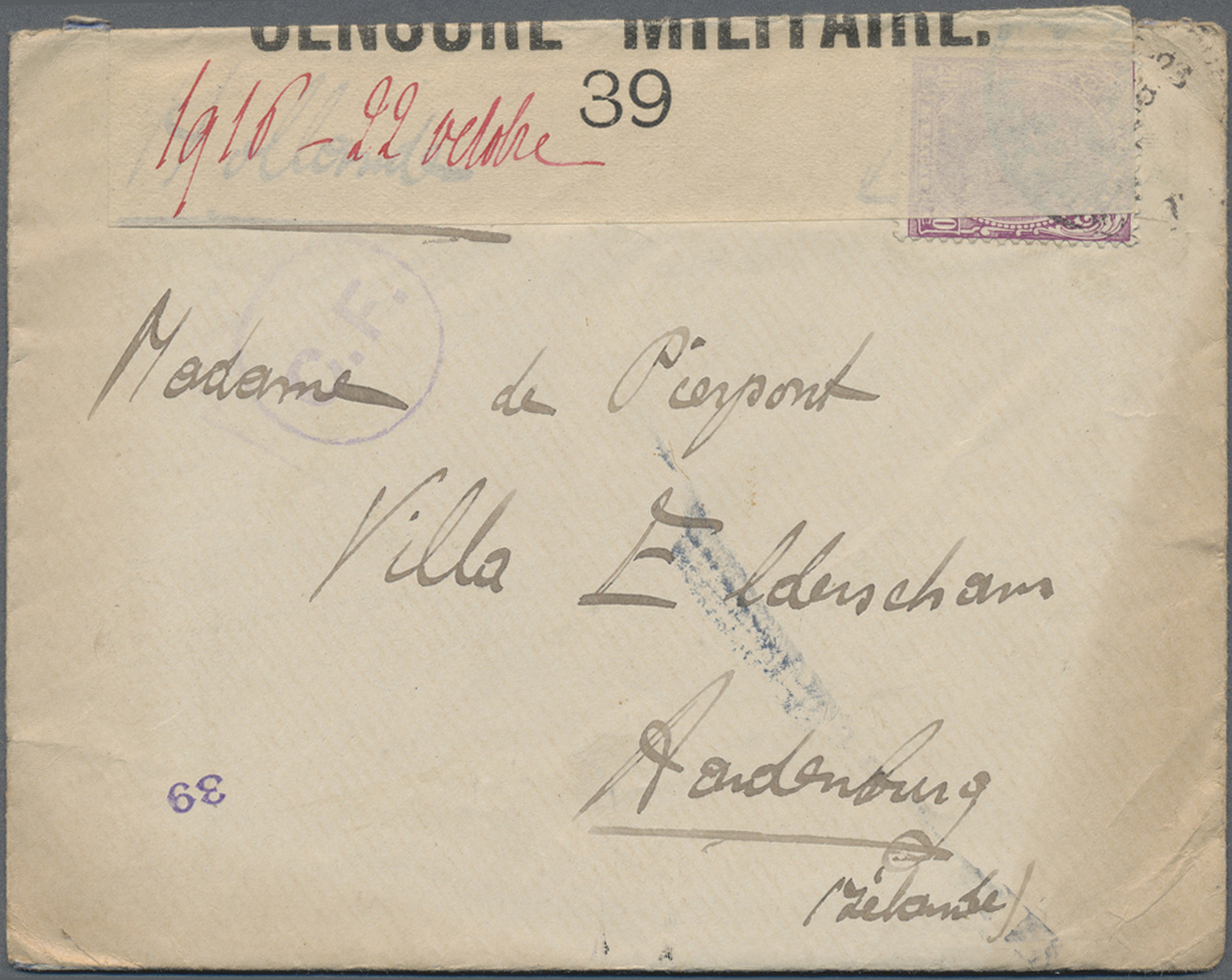 Lot 28848 - feldpost 1. weltkrieg  -  Auktionshaus Christoph Gärtner GmbH & Co. KG Sale #46 Gollcetions Germany - including the suplement
