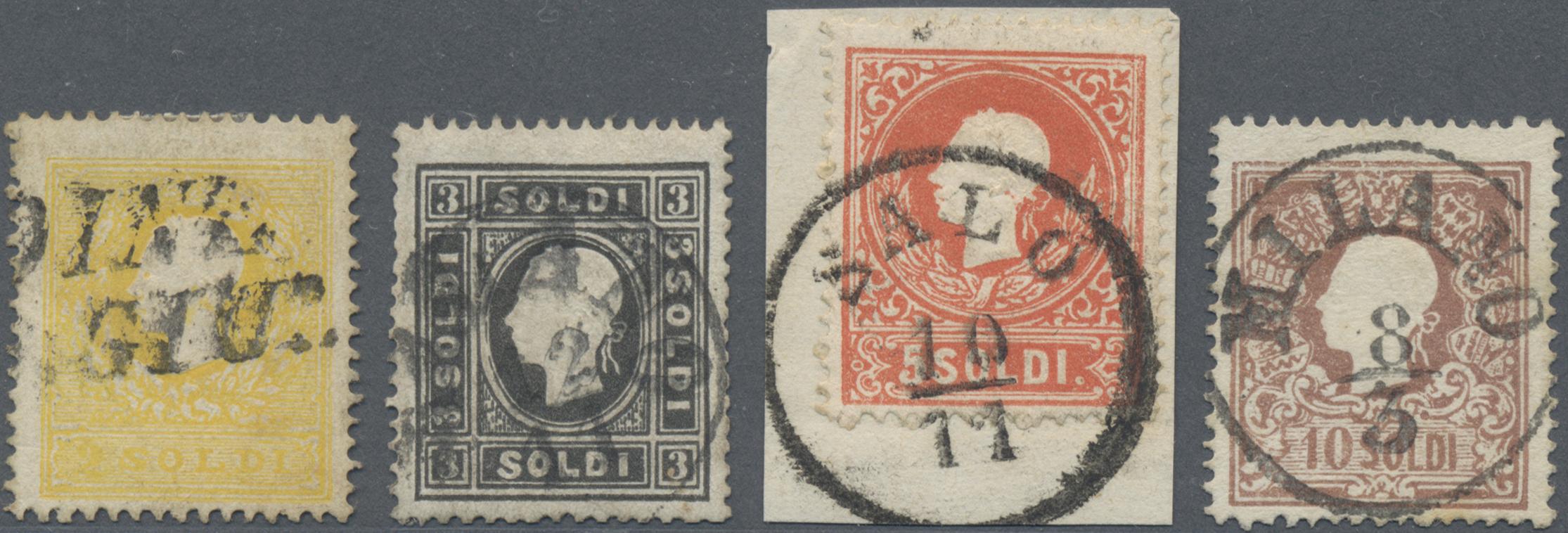 Lot 35016 - Österreich - Lombardei und Venetien  -  Auktionshaus Christoph Gärtner GmbH & Co. KG Sale #44 Collections Germany