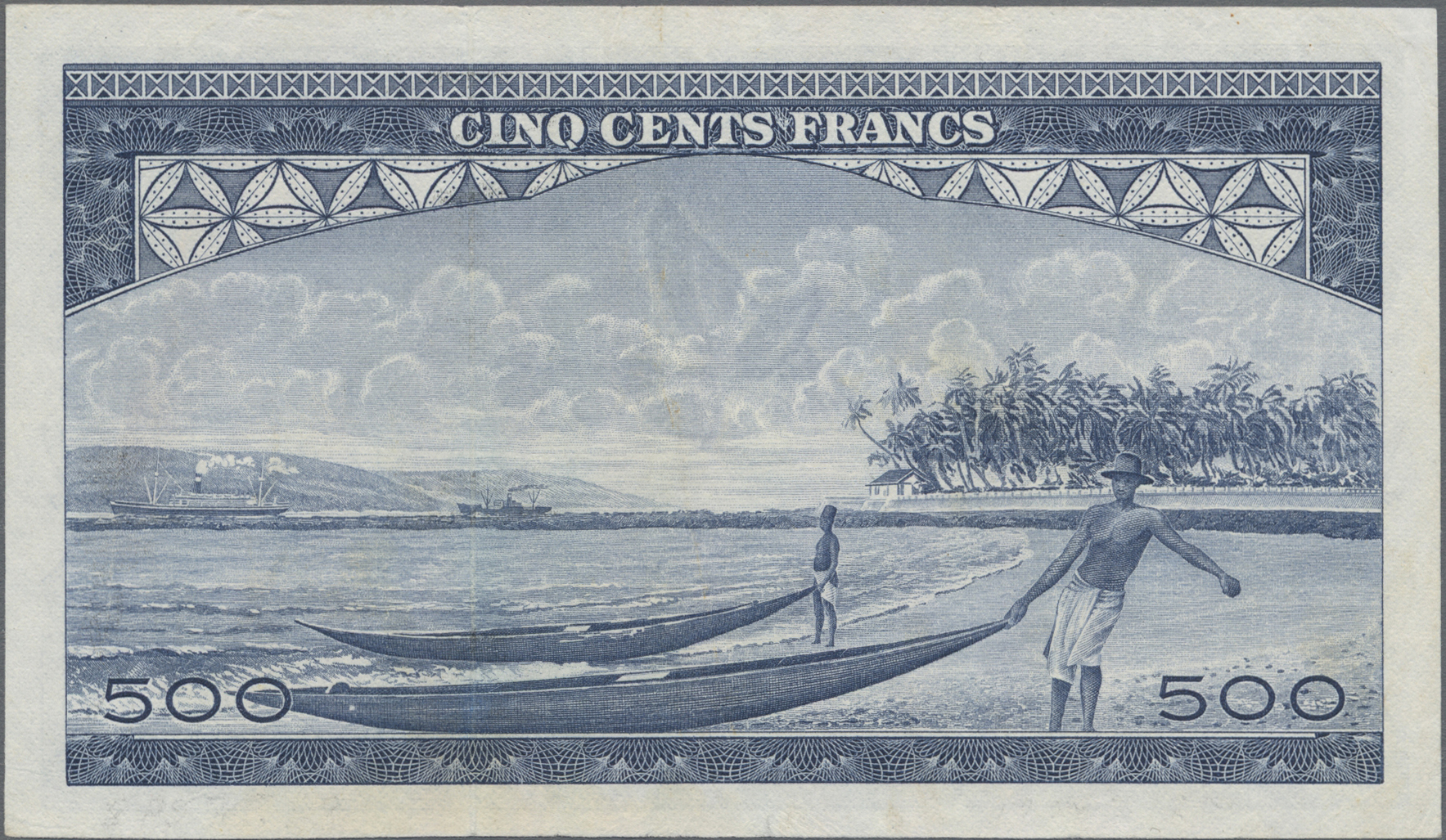 Lot 00111 - Guinea | Banknoten  -  Auktionshaus Christoph Gärtner GmbH & Co. KG 51th Auction - Day 1