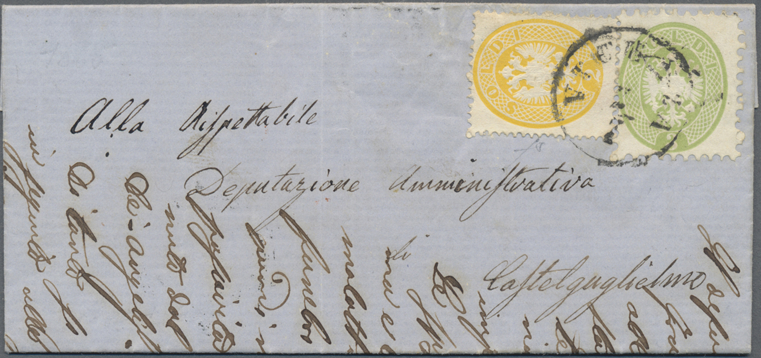 Lot 35018 - Österreich - Lombardei und Venetien  -  Auktionshaus Christoph Gärtner GmbH & Co. KG Sale #44 Collections Germany
