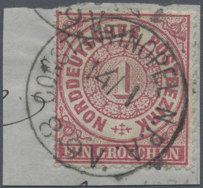 Lot 1293 - deutsche post in der türkei - vorläufer  -  Auktionshaus Christoph Gärtner GmbH & Co. KG Auction #41 Special auction part two