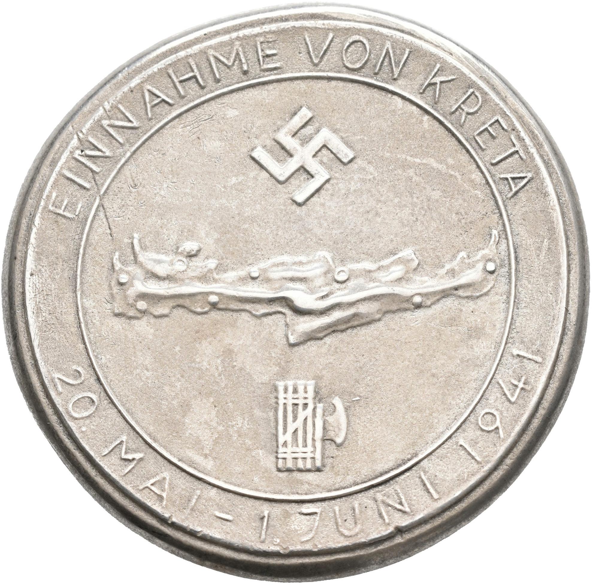 Lot 02386 - Medaillen Deutschland | Münzen  -  Auktionshaus Christoph Gärtner GmbH & Co. KG Sale #48 The Coins & The Picture Post Cards