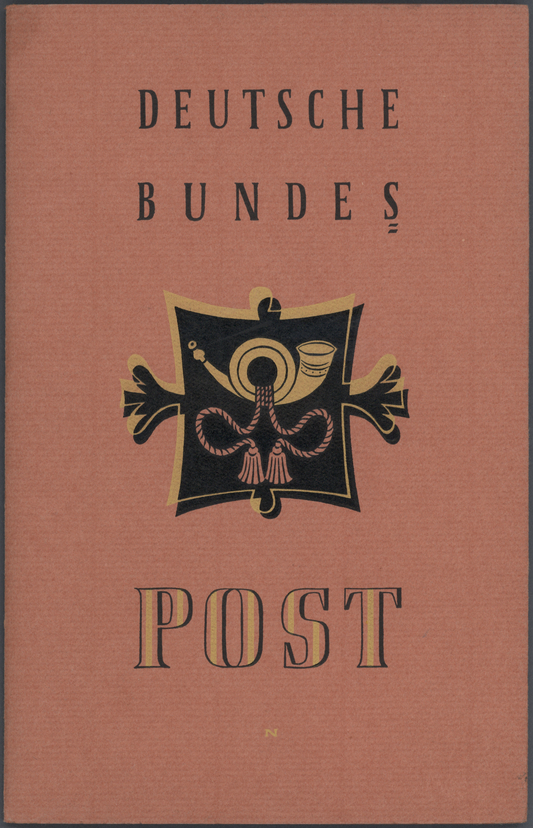 Lot 38101 - bundesrepublik und berlin  -  Auktionshaus Christoph Gärtner GmbH & Co. KG Collections Germany,  Collections Supplement, Surprise boxes #39 Day 7