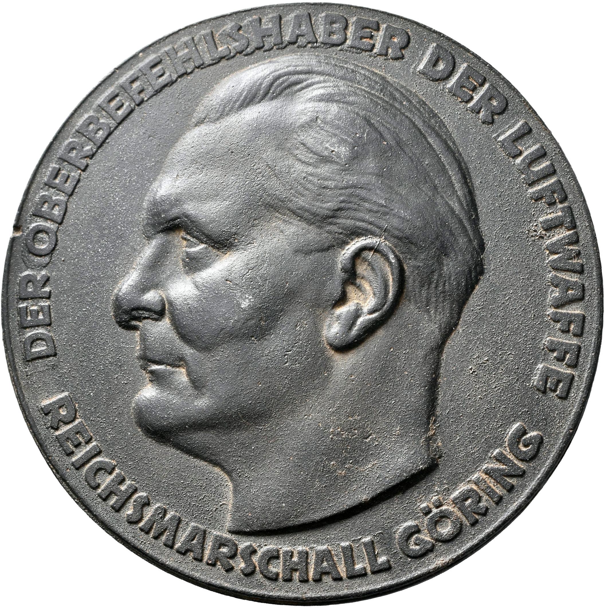 Lot 02383 - Medaillen Deutschland | Münzen  -  Auktionshaus Christoph Gärtner GmbH & Co. KG Sale #48 The Coins & The Picture Post Cards