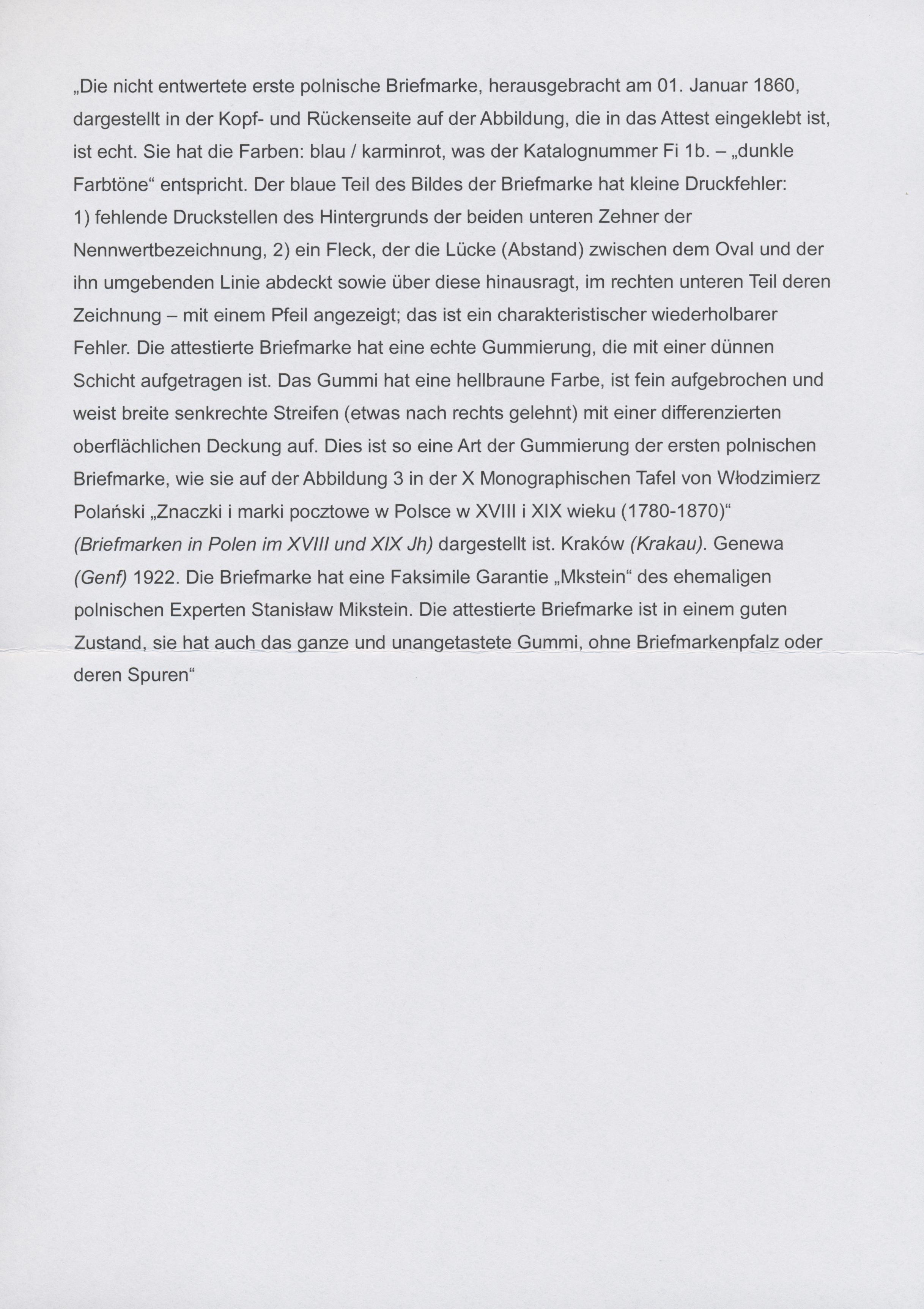 Lot 1552 - polen  -  Auktionshaus Christoph Gärtner GmbH & Co. KG Auction #41 Special auction part two