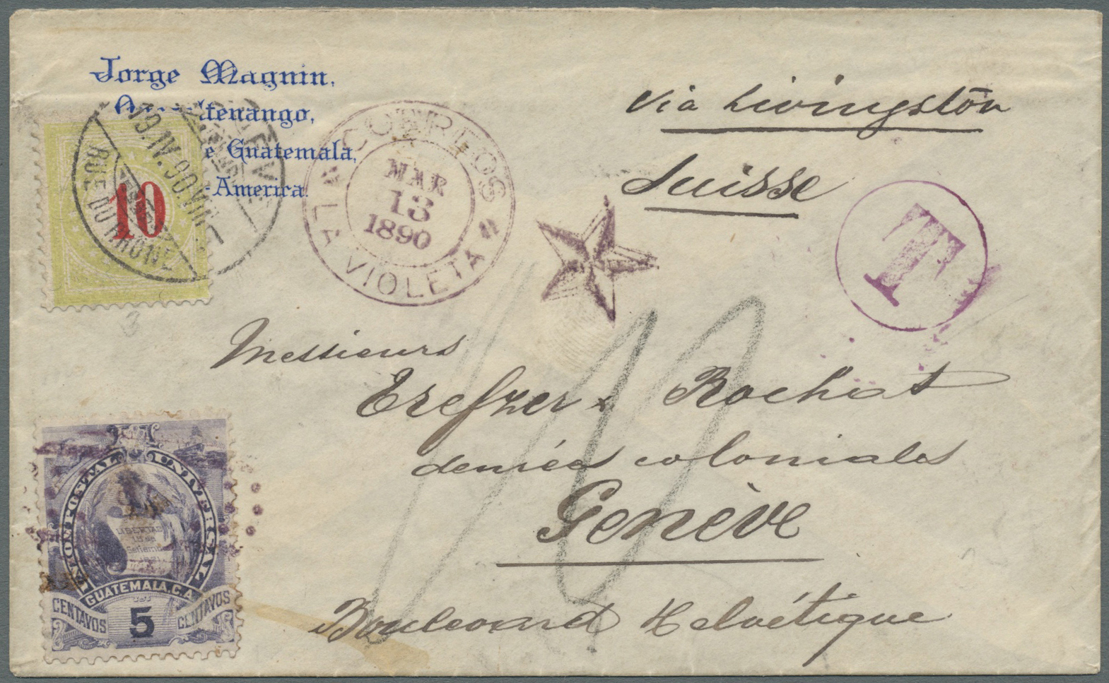 Lot 18967 - schweiz - portomarken  -  Auktionshaus Christoph Gärtner GmbH & Co. KG Single lots Philately Overseas & Europe. Auction #39 Day 4