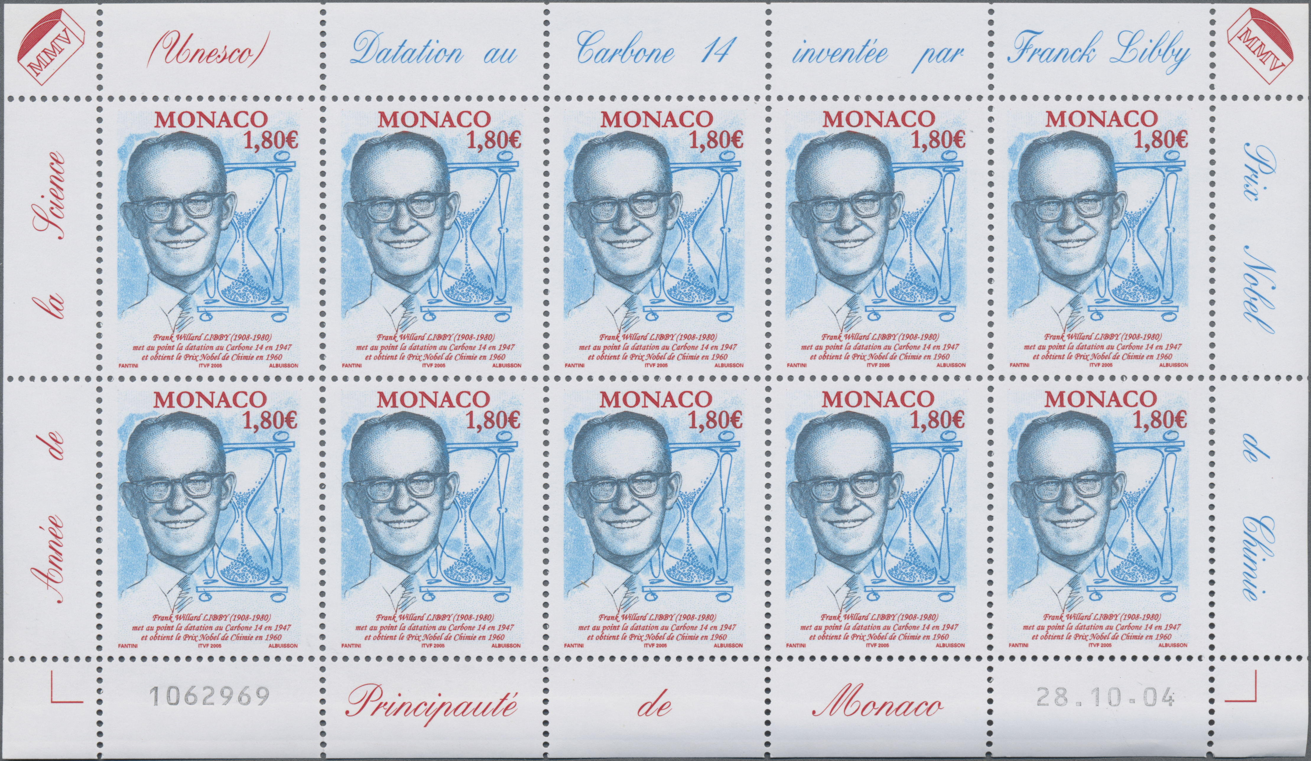 Lot 34983 - Monaco  -  Auktionshaus Christoph Gärtner GmbH & Co. KG Sale #44 Collections Germany