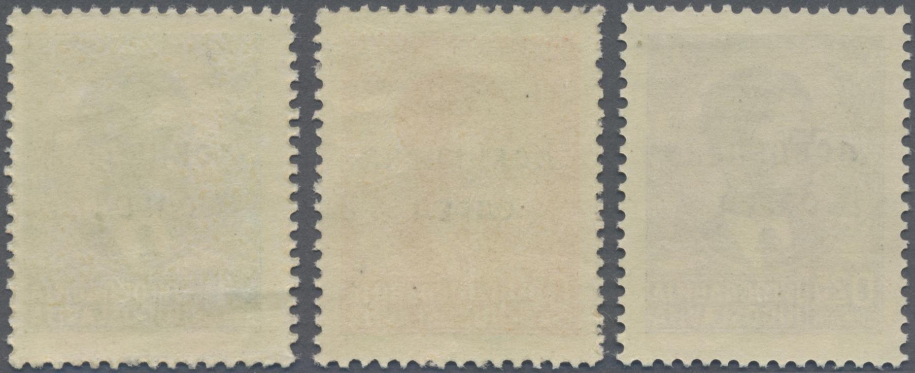 Lot 09097 - Italienische Besetzung 1941/43 - Montenegro  -  Auktionshaus Christoph Gärtner GmbH & Co. KG Sale #48 The Single Lots Philatelie