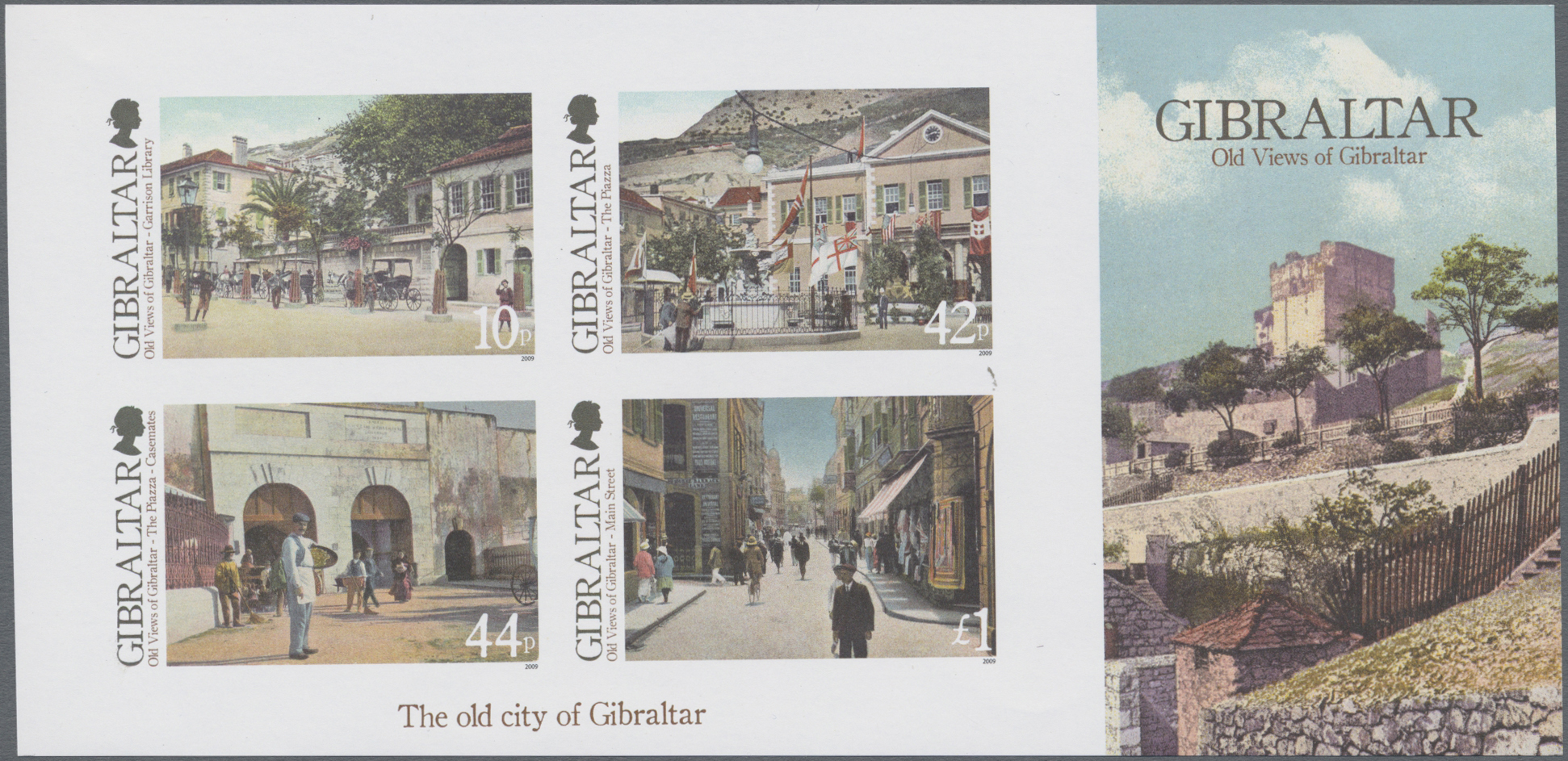 Lot 18378 - Gibraltar  -  Auktionshaus Christoph Gärtner GmbH & Co. KG 50th Auction Anniversary Auction - Day 5