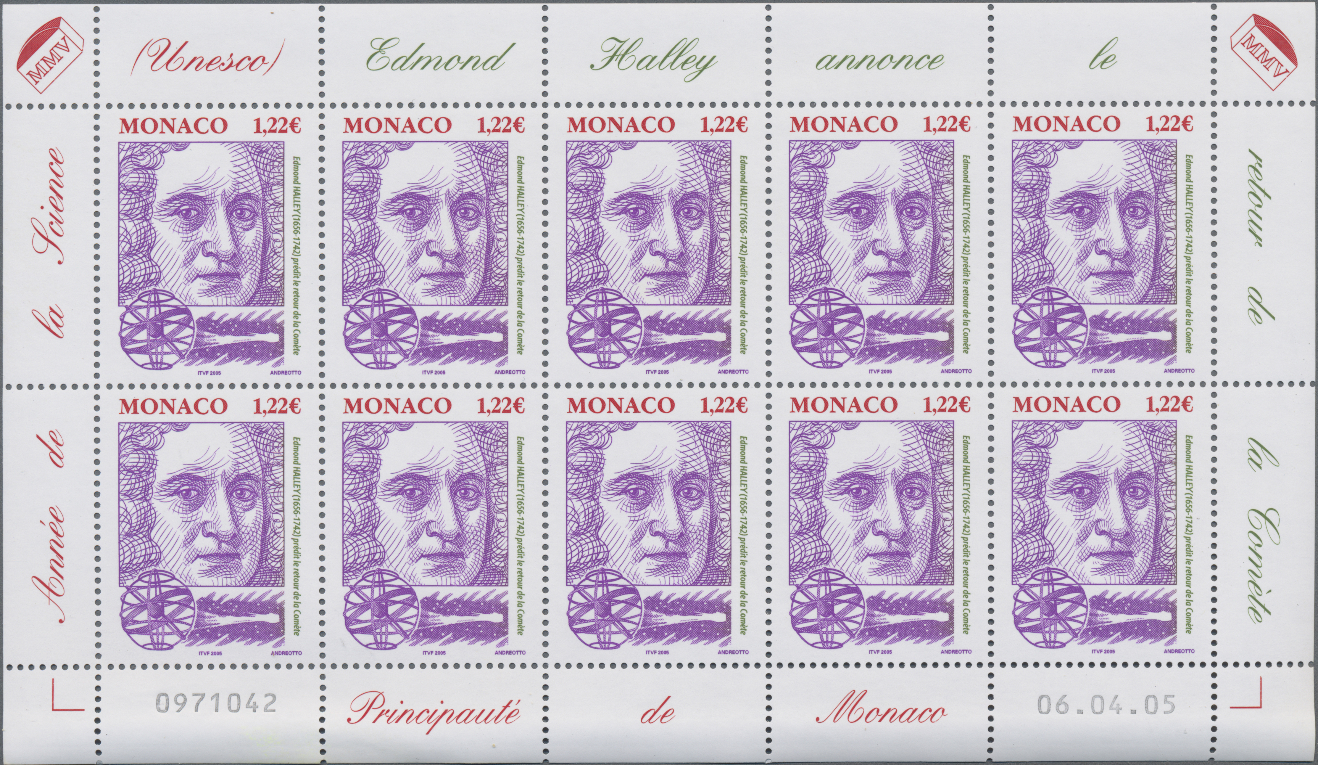 Lot 34996 - Monaco  -  Auktionshaus Christoph Gärtner GmbH & Co. KG Sale #44 Collections Germany