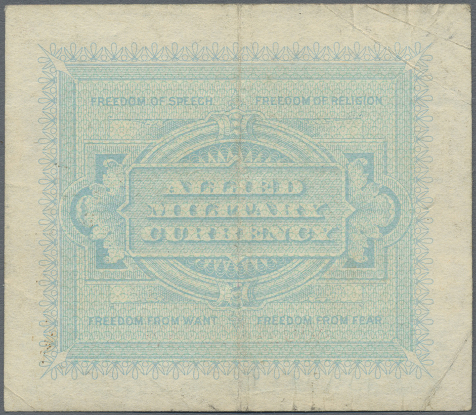 Lot 00463 - Italy / Italien | Banknoten  -  Auktionshaus Christoph Gärtner GmbH & Co. KG Sale #48 The Banknotes