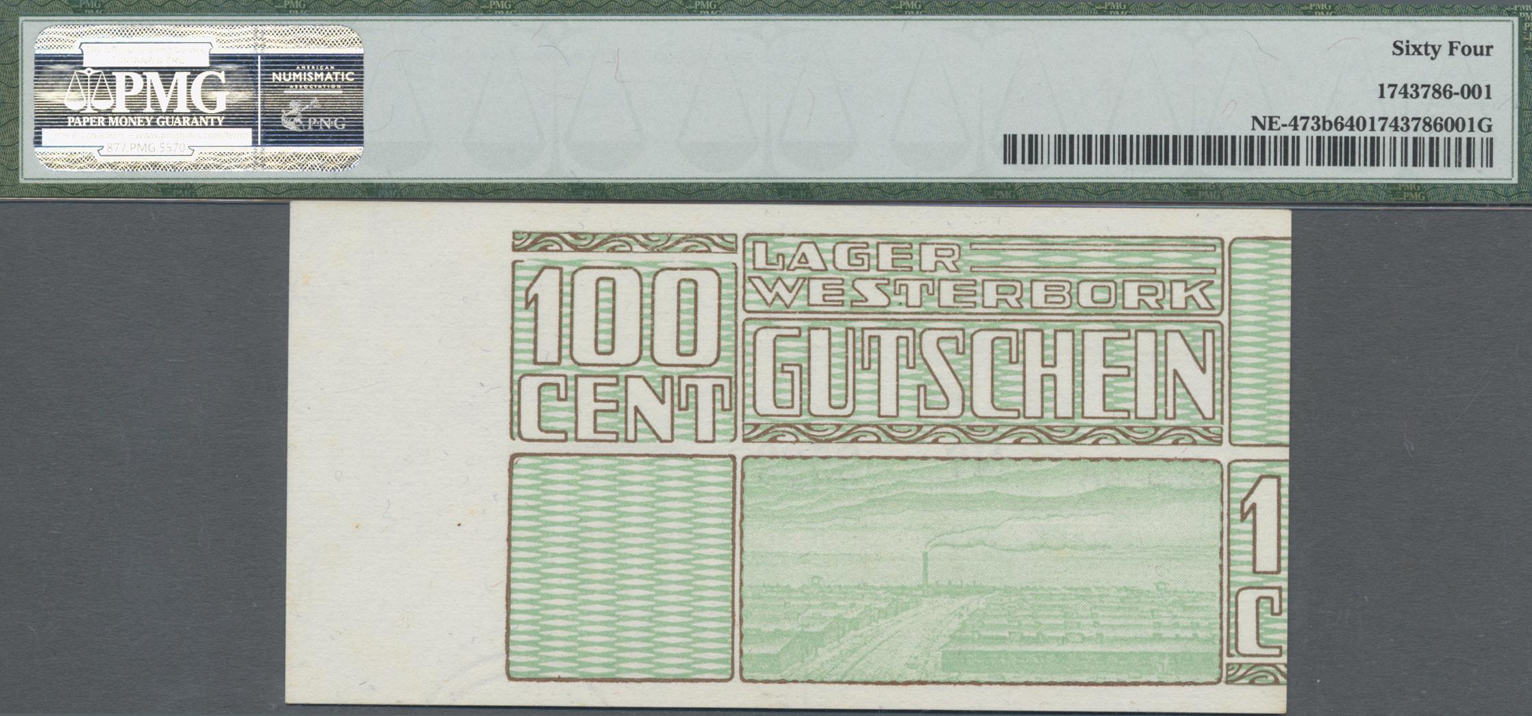 Lot 01396 - Deutschland - Konzentrations- und Kriegsgefangenenlager | Banknoten  -  Auktionshaus Christoph Gärtner GmbH & Co. KG Sale #48 The Banknotes