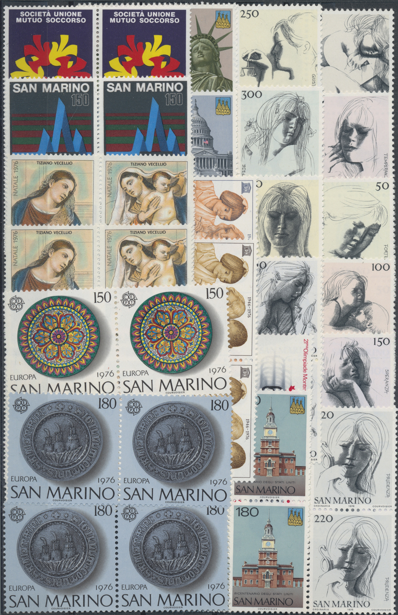 Lot 35035 - San Marino  -  Auktionshaus Christoph Gärtner GmbH & Co. KG Sale #44 Collections Germany