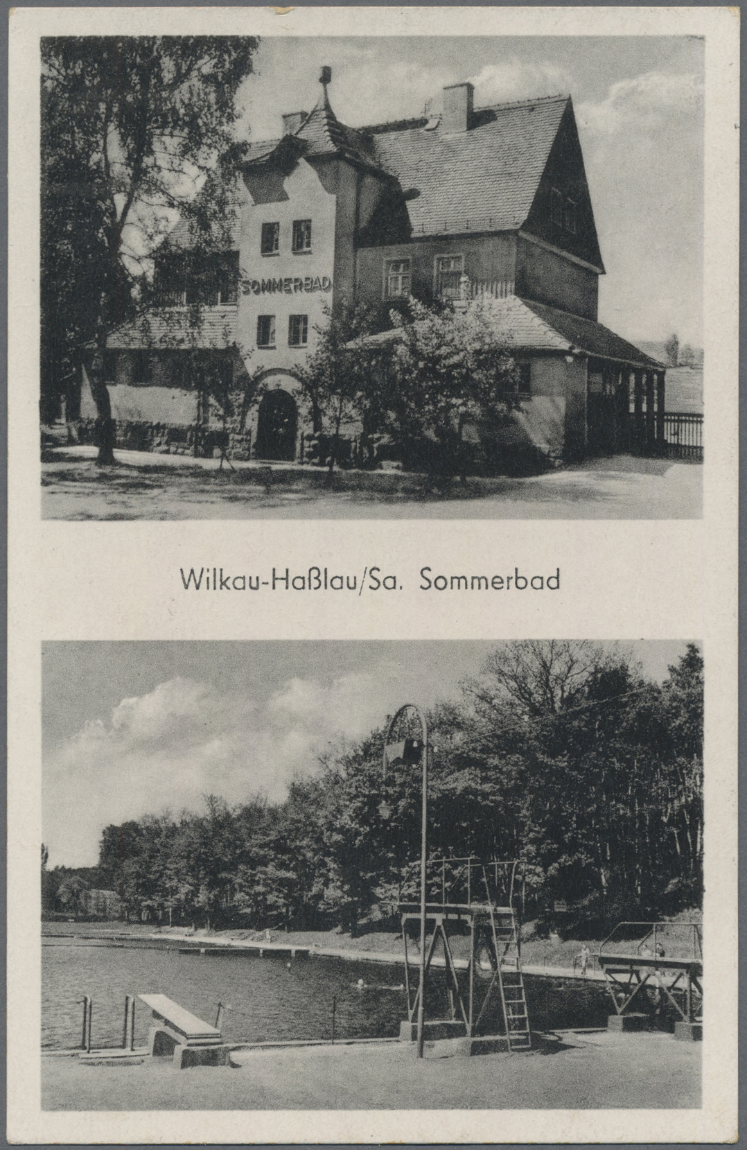 Lot 04601 - Ansichtskarten: Sachsen  -  Auktionshaus Christoph Gärtner GmbH & Co. KG Sale #48 The Coins & The Picture Post Cards