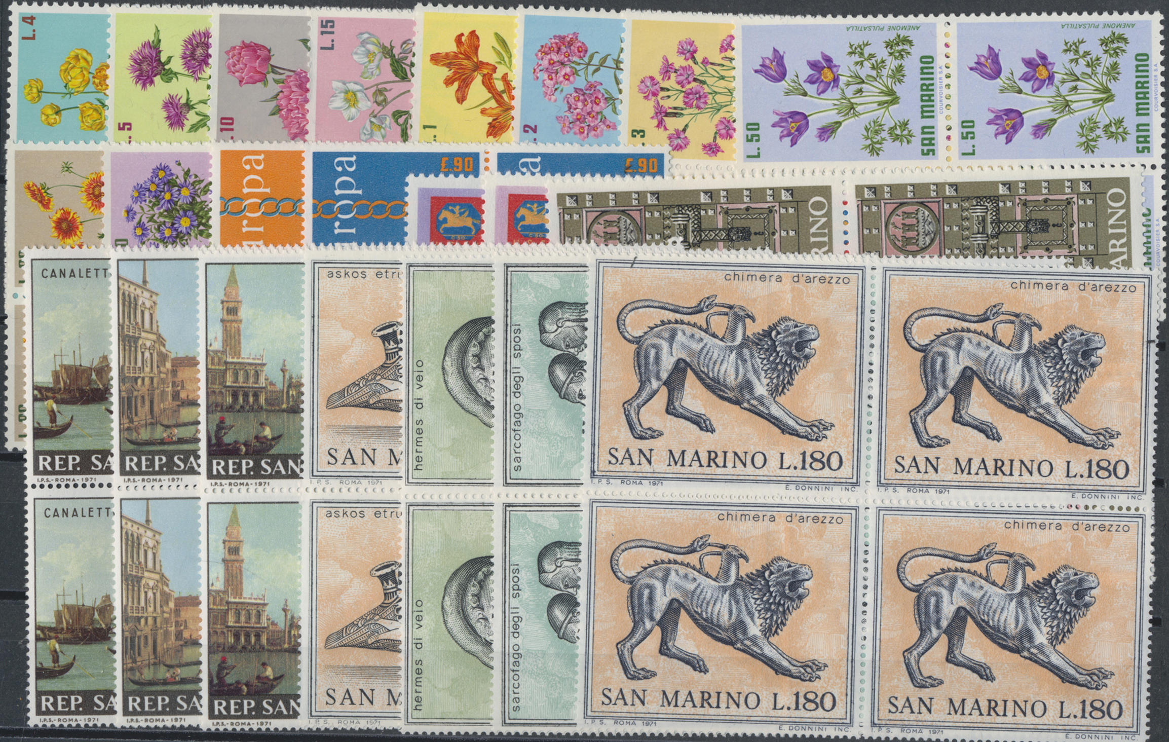 Lot 35034 - San Marino  -  Auktionshaus Christoph Gärtner GmbH & Co. KG Sale #44 Collections Germany