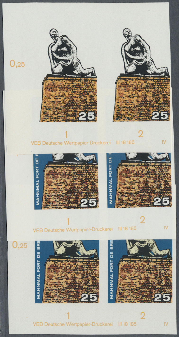 Stamp Auction - ddr - Auction #40 Germany, Picture Post