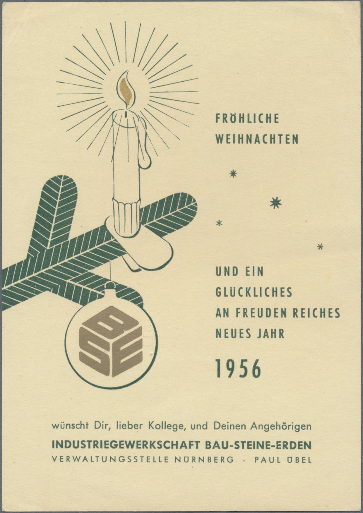 Lot 03506 - ansichtskarten: politik / politics  -  Auktionshaus Christoph Gärtner GmbH & Co. KG Sale #48 The Coins & The Picture Post Cards