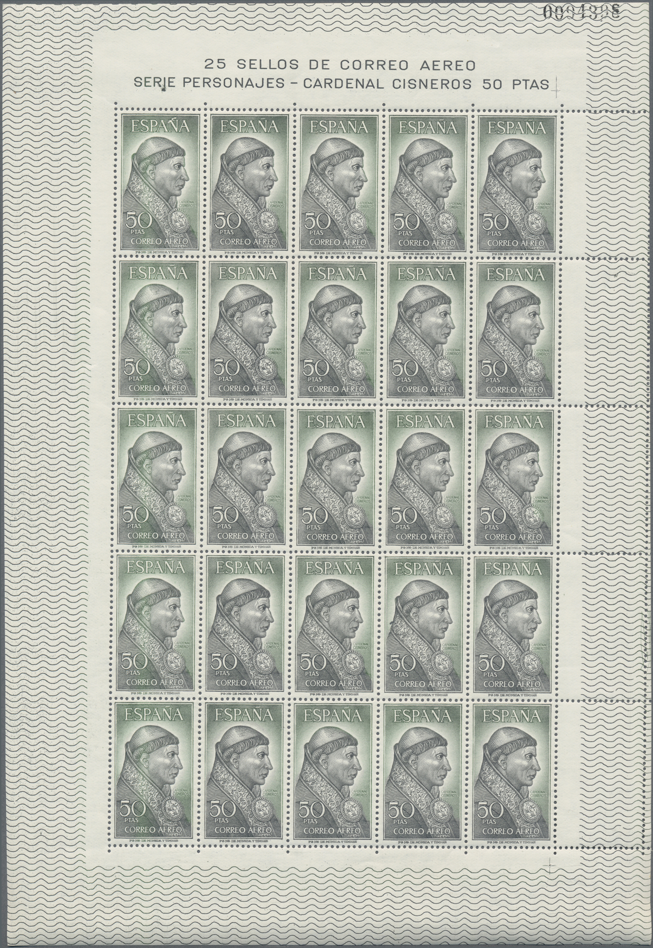 Lot 35069 - spanien  -  Auktionshaus Christoph Gärtner GmbH & Co. KG Sale #44 Collections Germany