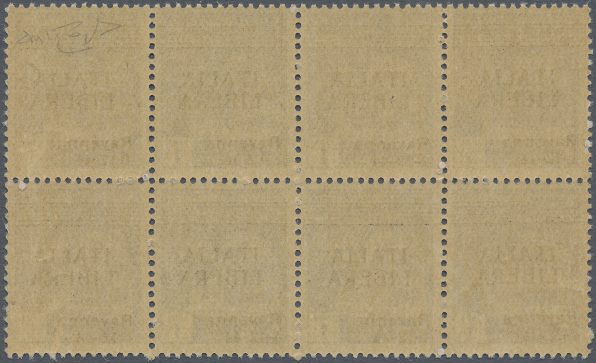 Lot 09106 - Italien - Lokalausgaben 1944/45 - Ravenna  -  Auktionshaus Christoph Gärtner GmbH & Co. KG Sale #48 The Single Lots Philatelie